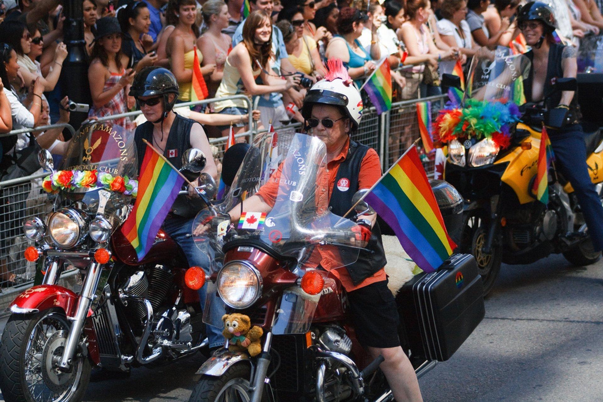 Pride Toronto in Toronto 2019 - Best Time