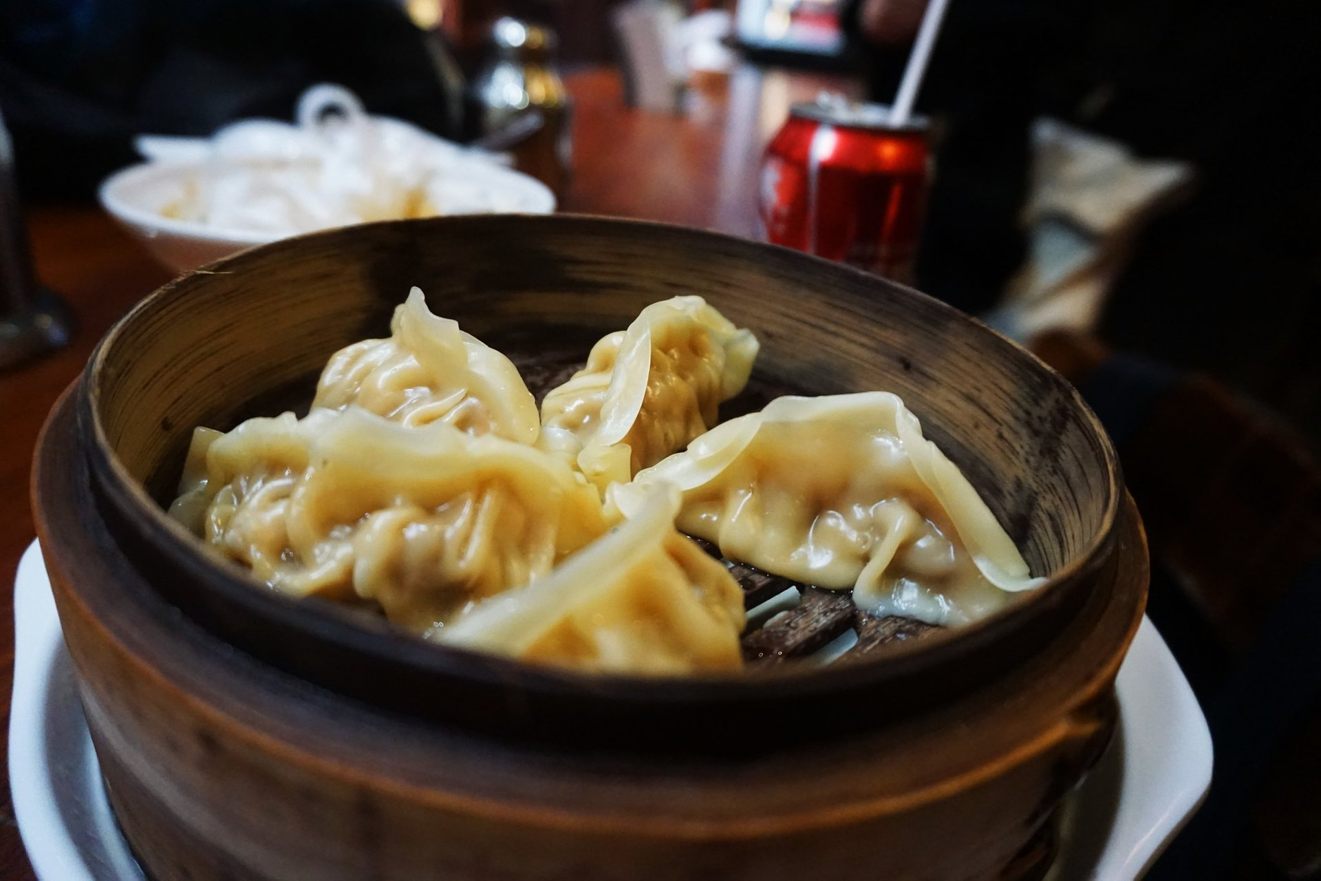 Steamed dumplings in Sichuan 2020