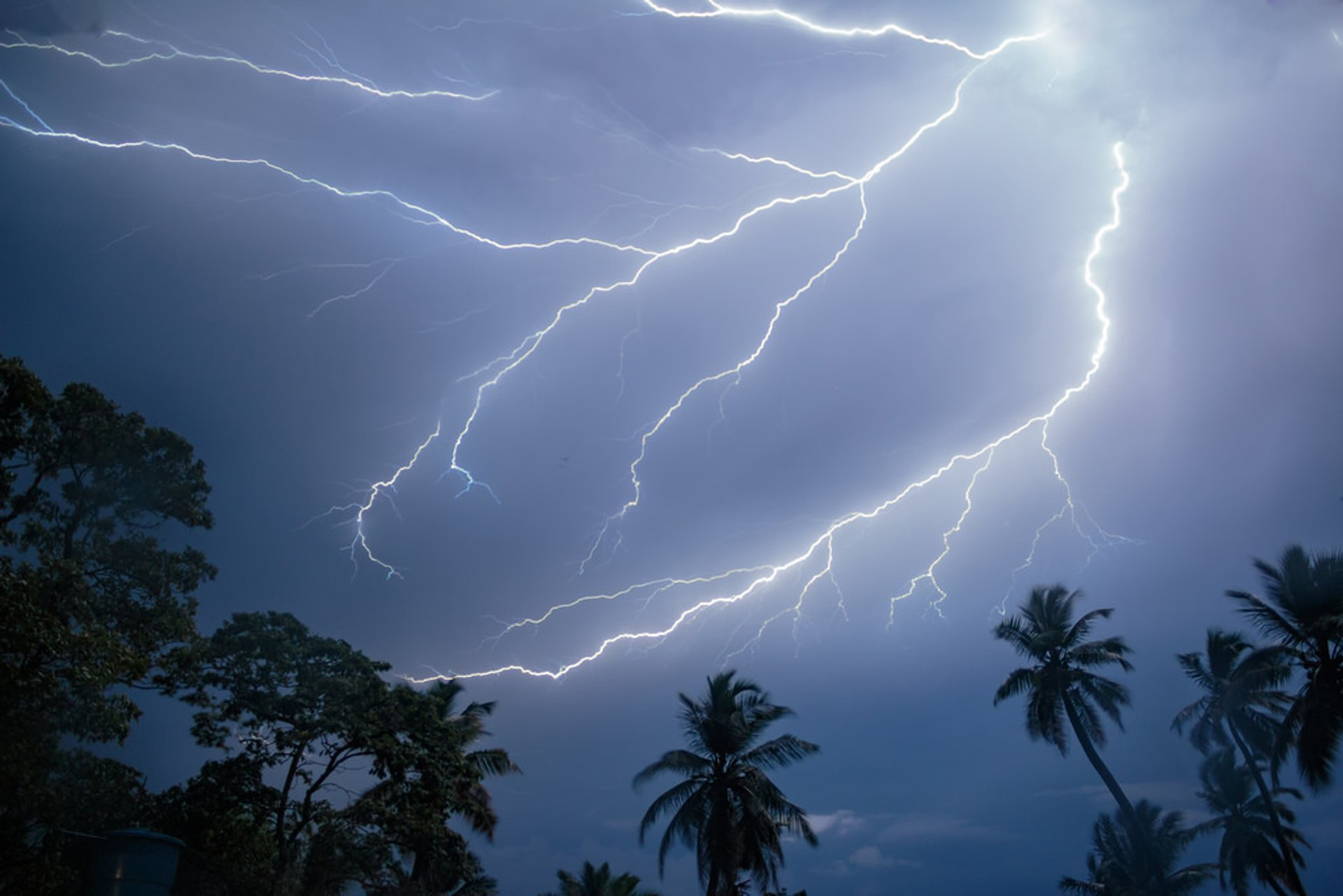 Catatumbo Lightning in Venezuela - Best Season