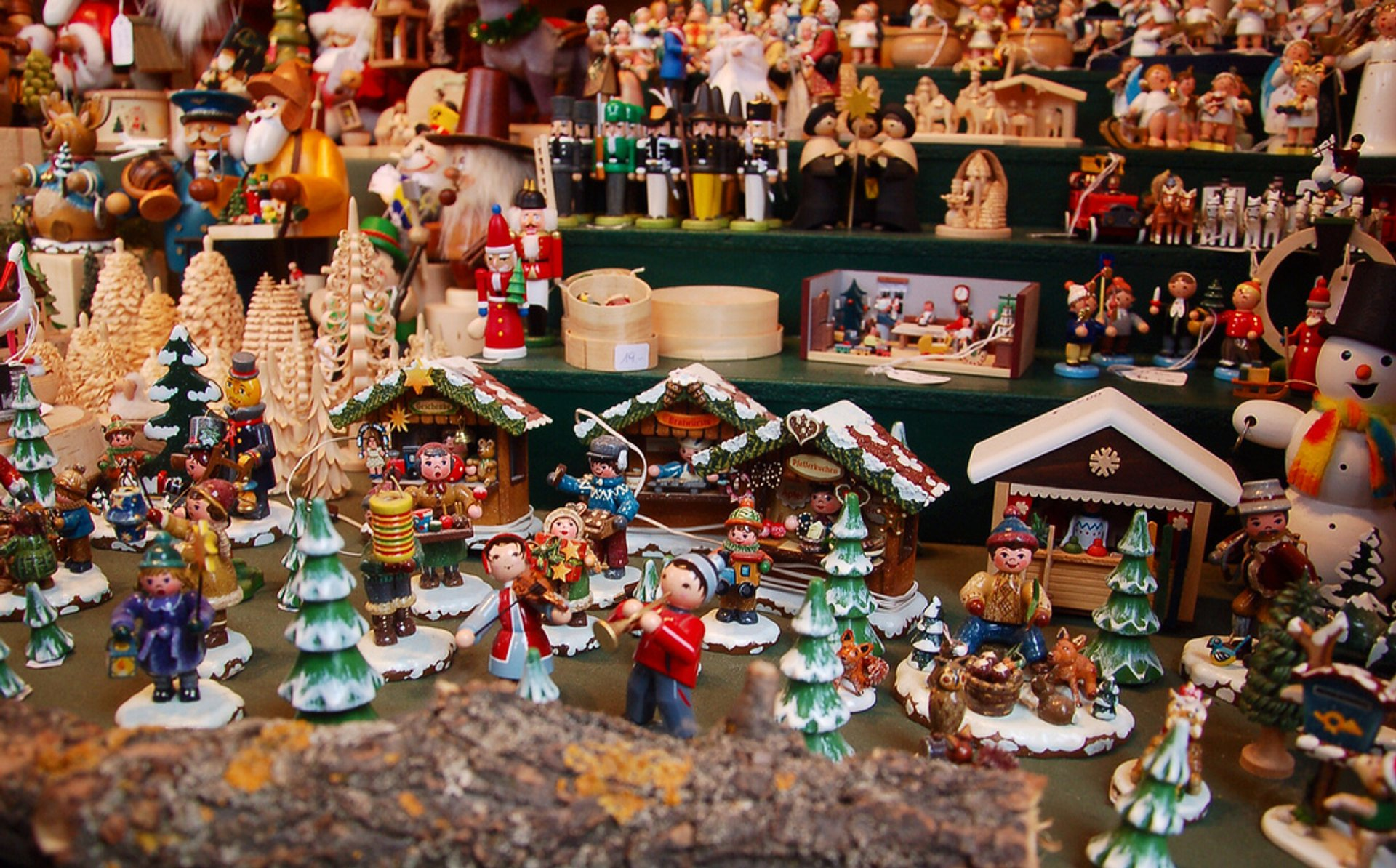 Best time for Christmas Markets (Weihnachtsmärkte) 2019