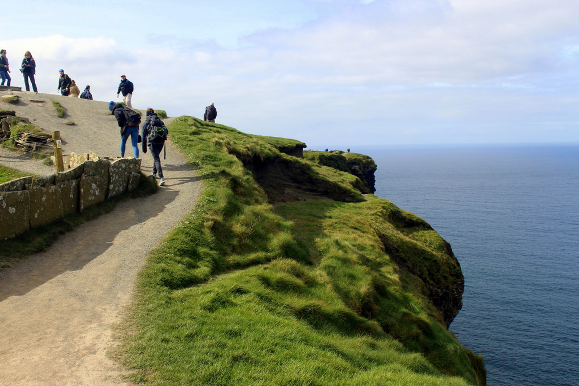 Best time for Cliffs of Moher in Ireland 2020