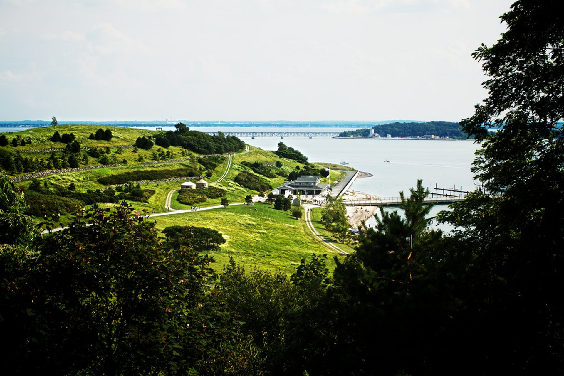 Spectacle Island 2020