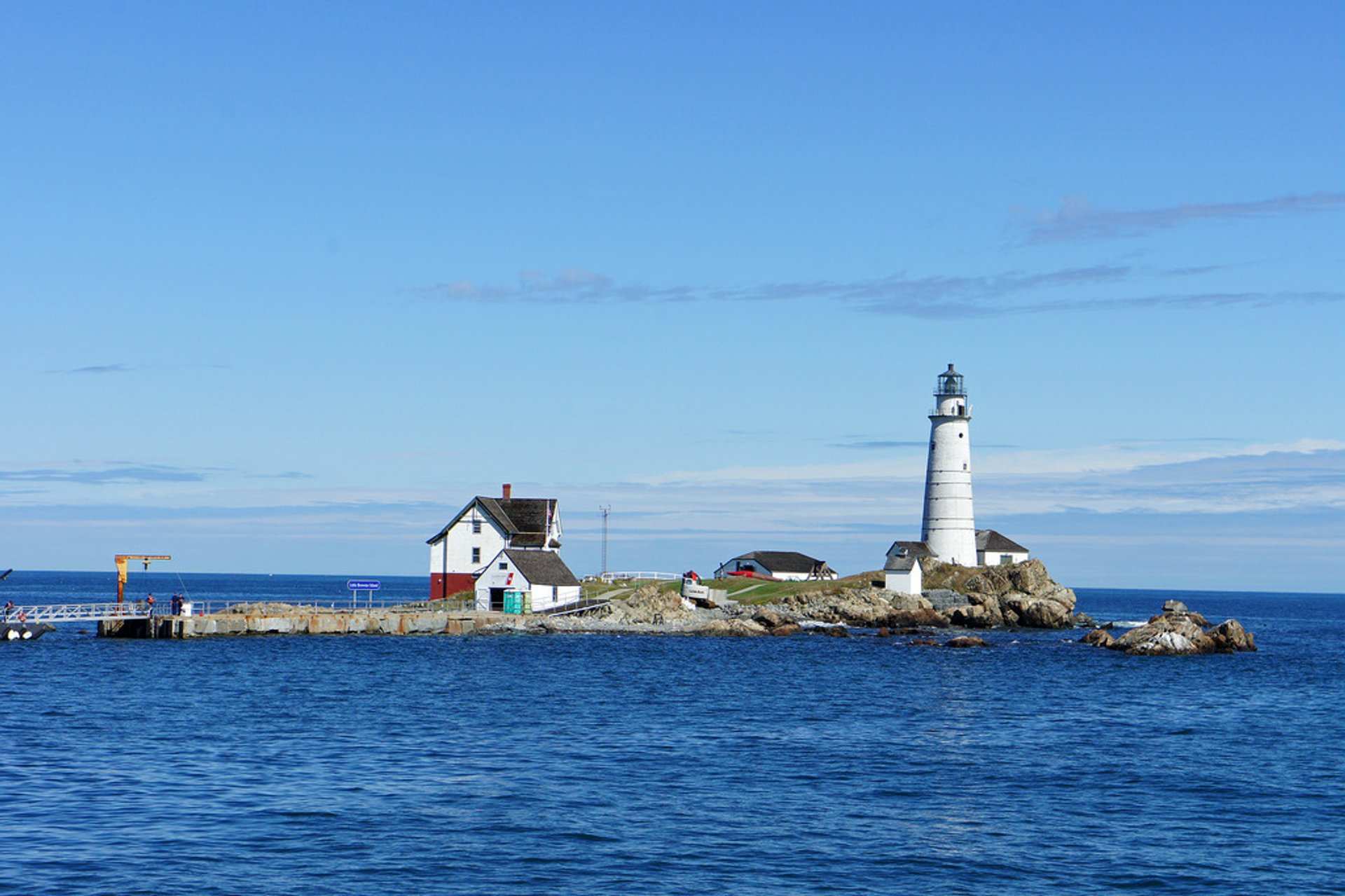Visit America's Oldest Lighthouse in Boston 2020 - Best Time