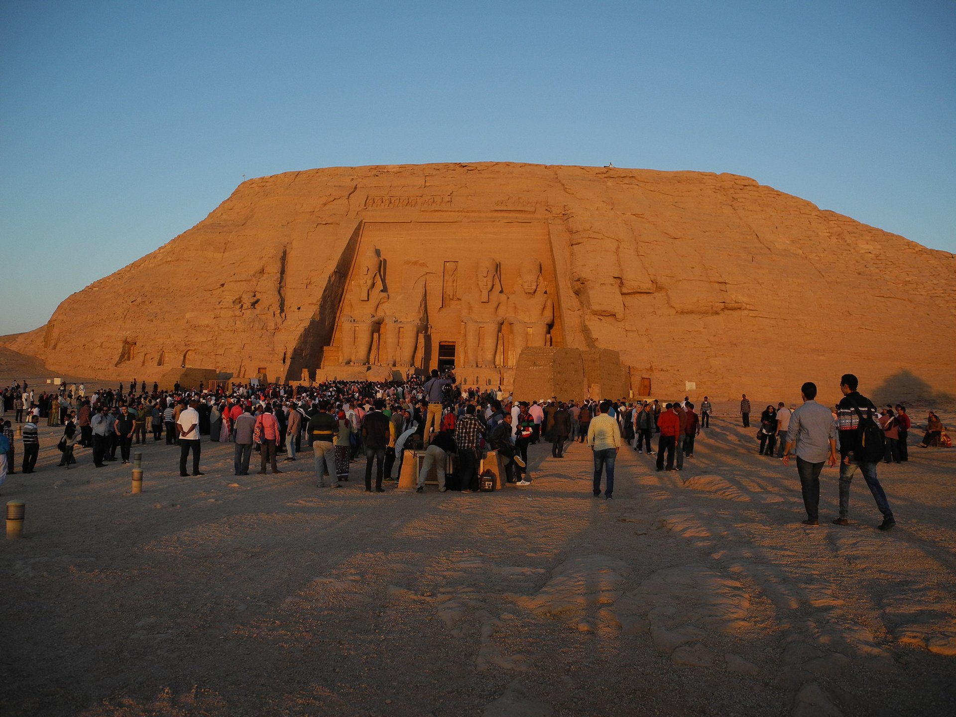 Abu Simbel Sun Festival in Egypt 2020 - Best Time