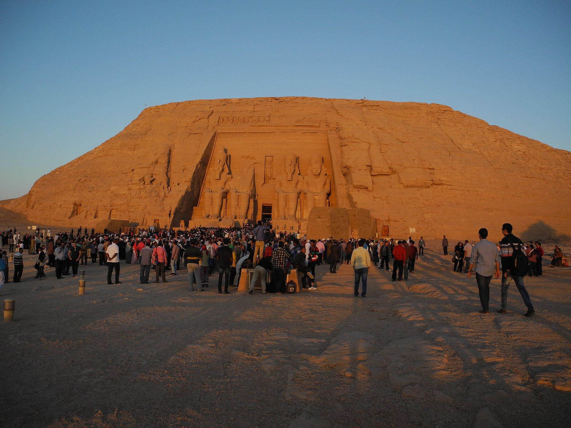 Abu Simbel Sun Festival in Egypt - Best Time