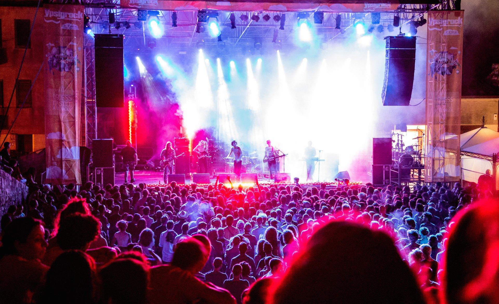 Ypsigrock Festival in Sicily 2020 - Best Time