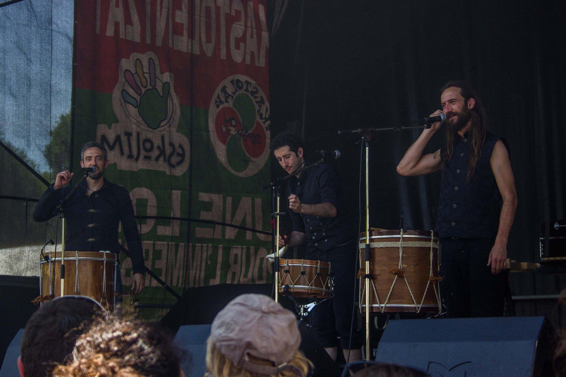 Herri Urrats Festival in France - Best Season 2020