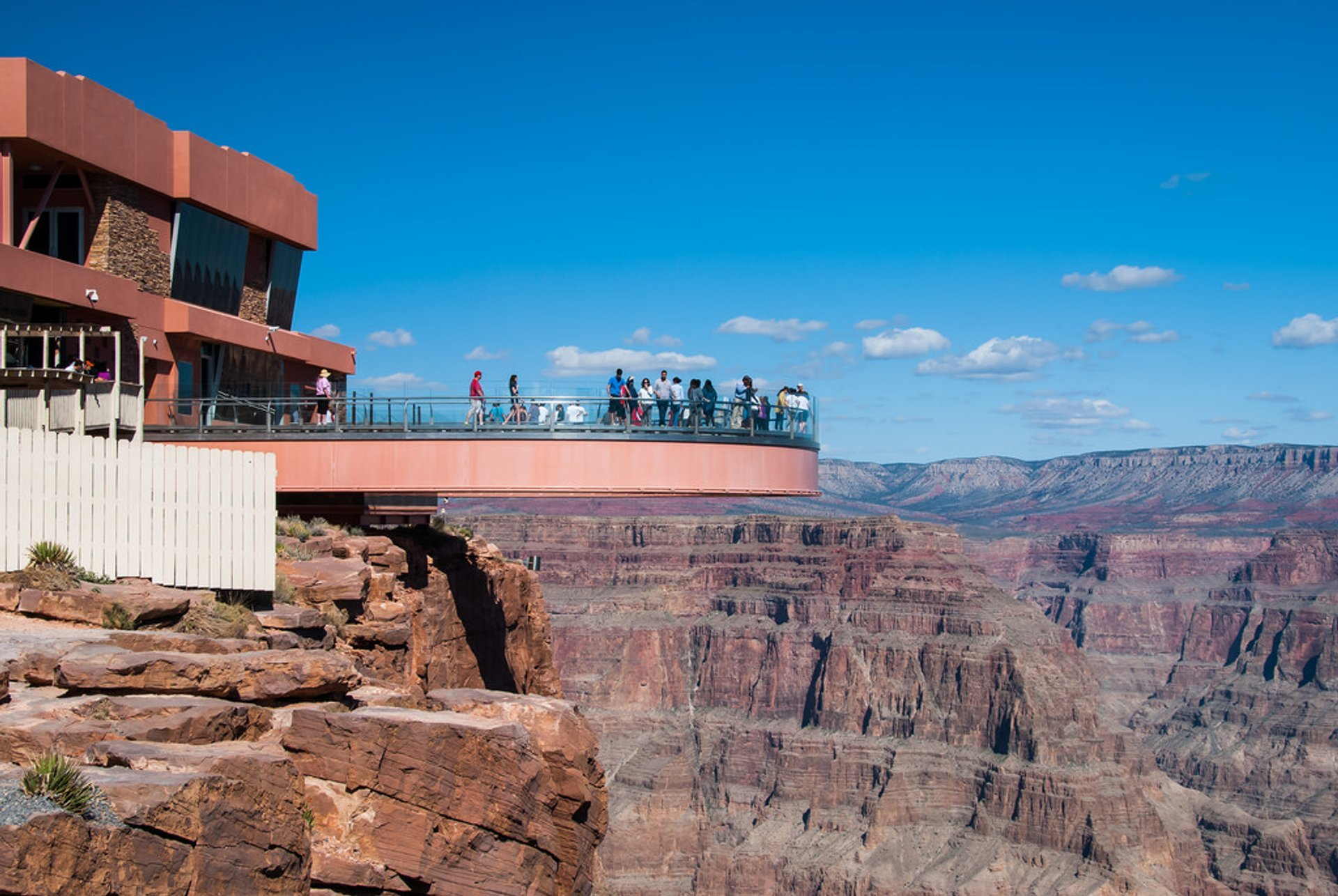Grand Canyon Skywalk in Grand Canyon - Best Time