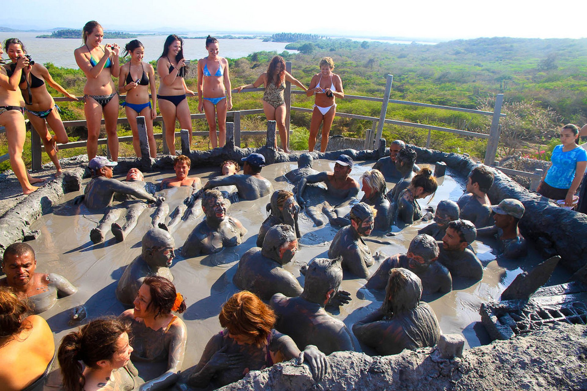 Best time for Totumo Mud Volcano in Colombia 2020