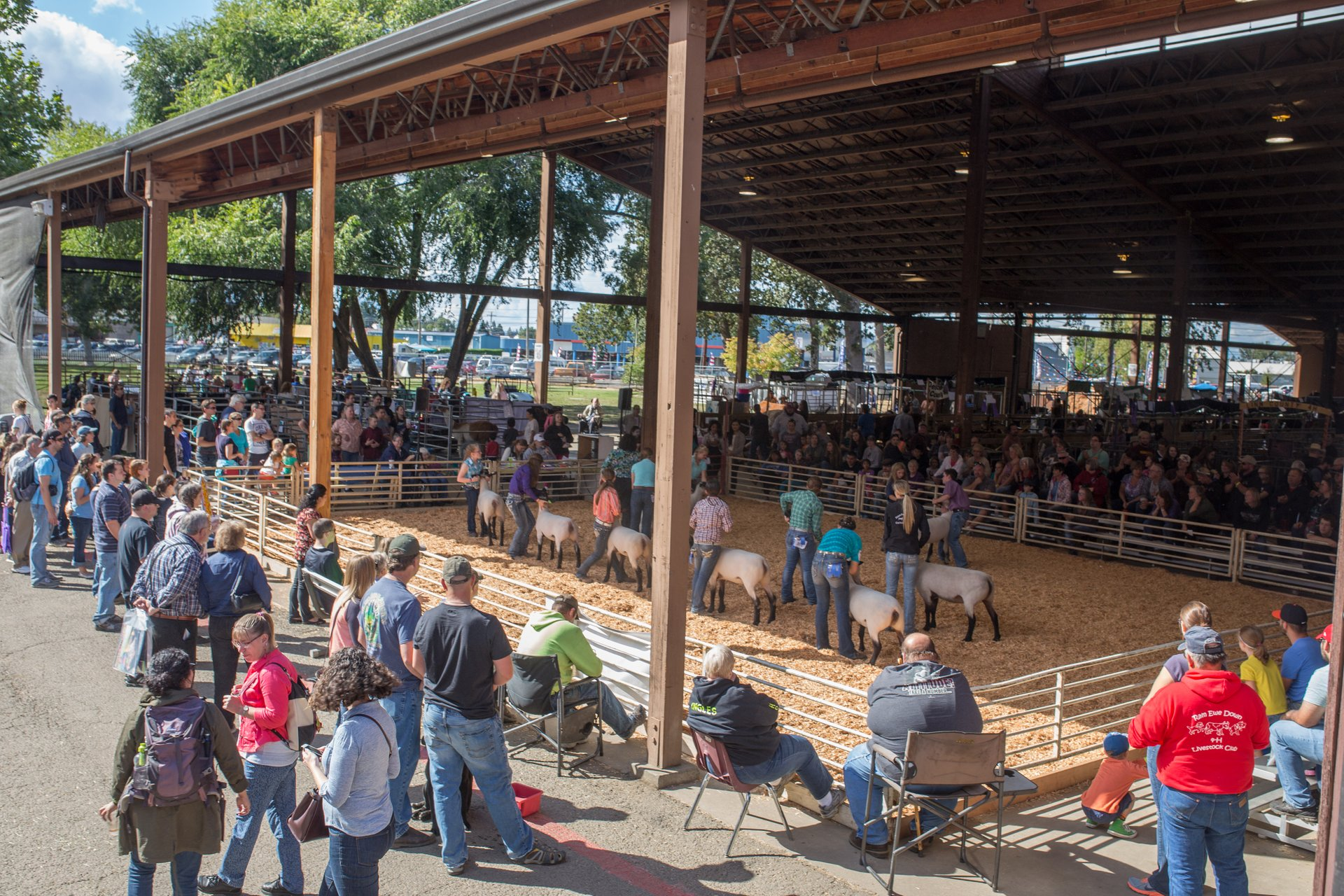 Best time to see Oregon State Fair in Portland 2020