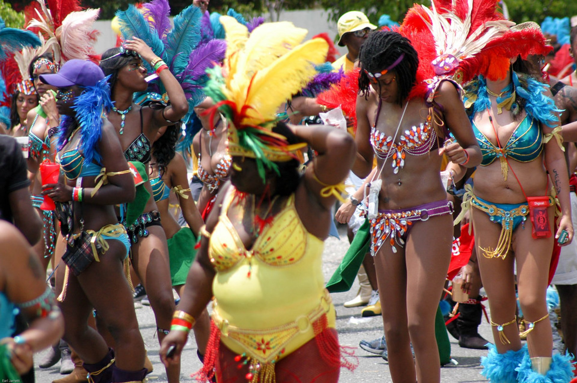 Jamaica Carnival 2020 - Dates & Map