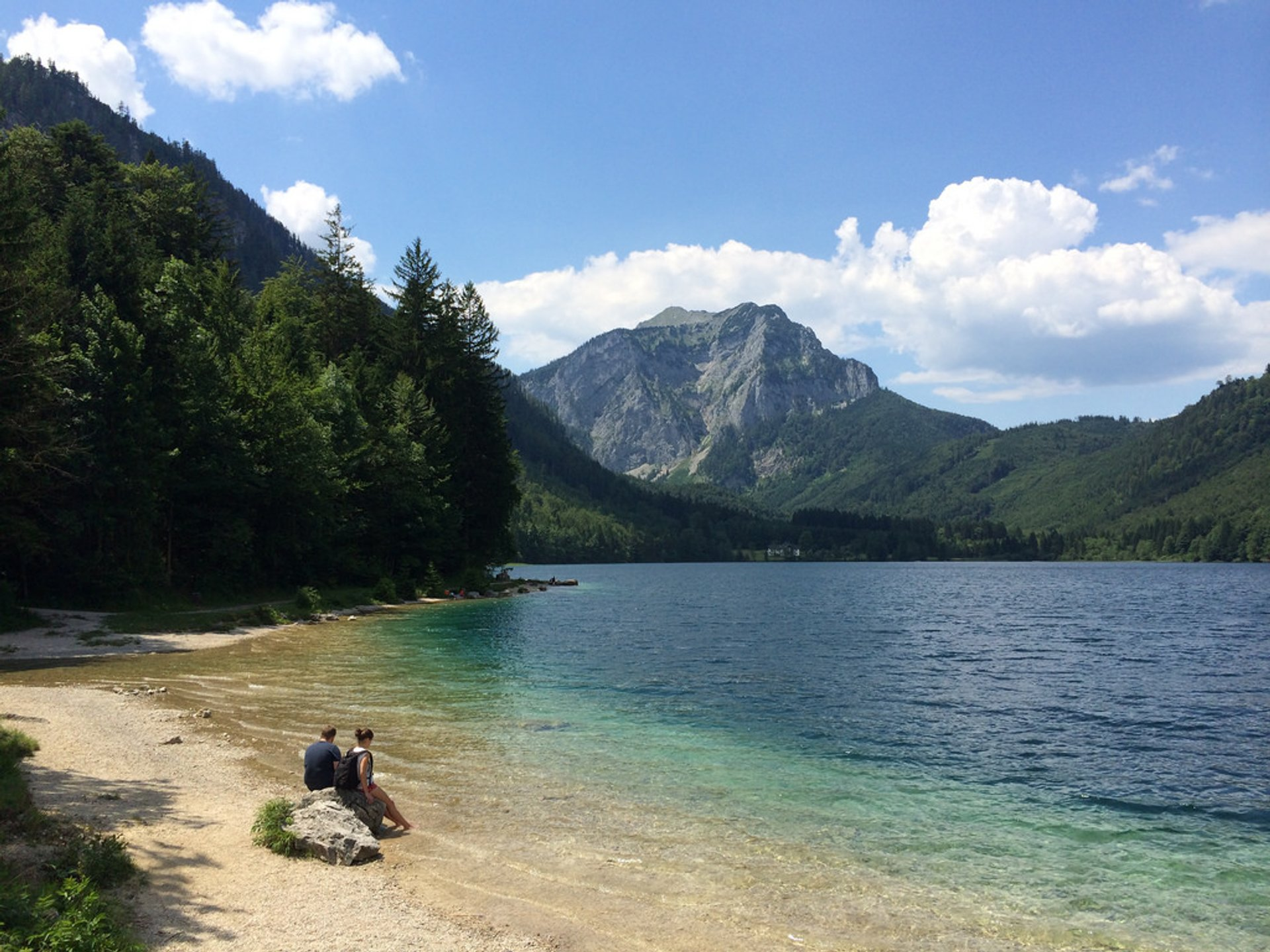 Lake Holidays Season in Austria - Best Season 2019