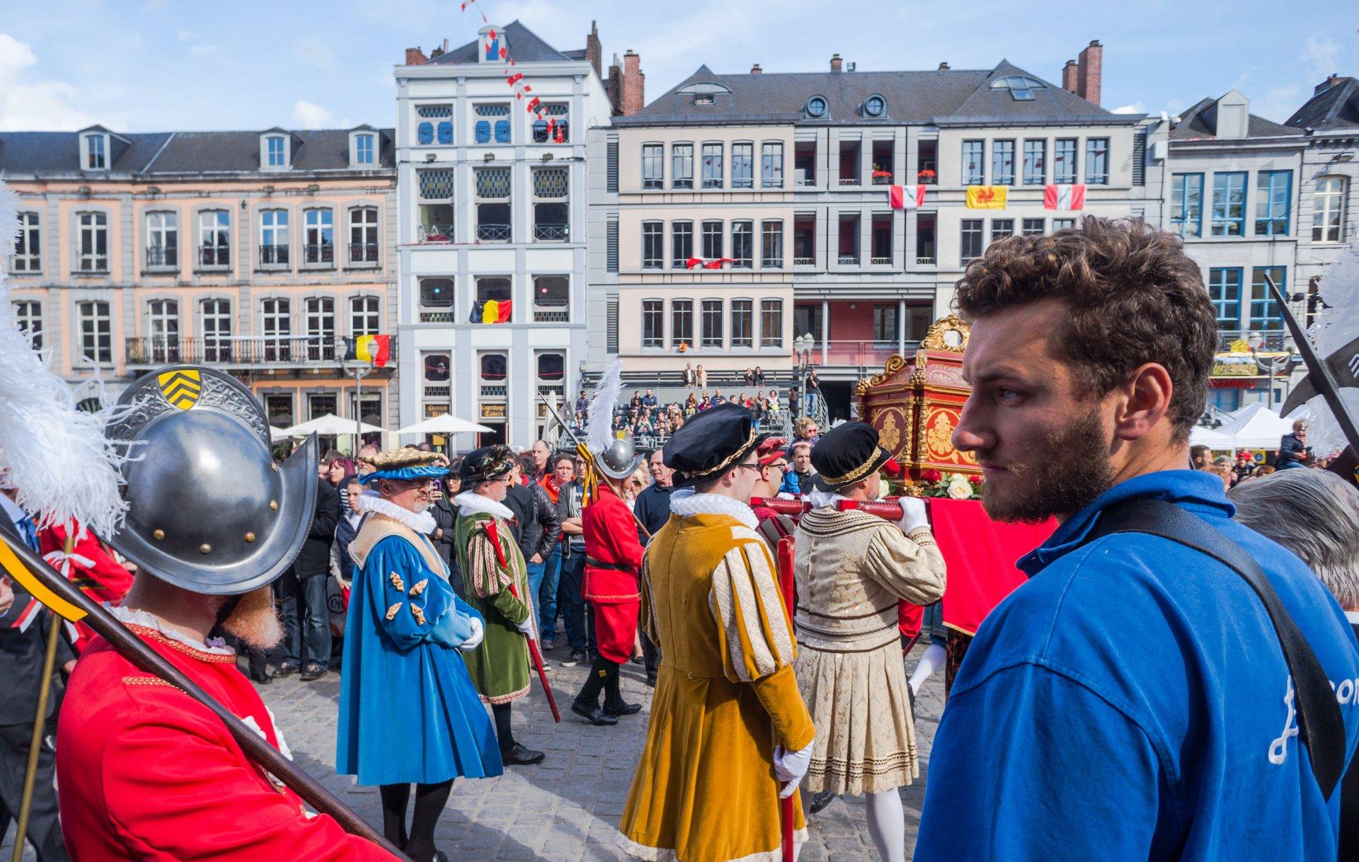 Ducasse de Mons (Doudou) in Belgium - Best Season 2020