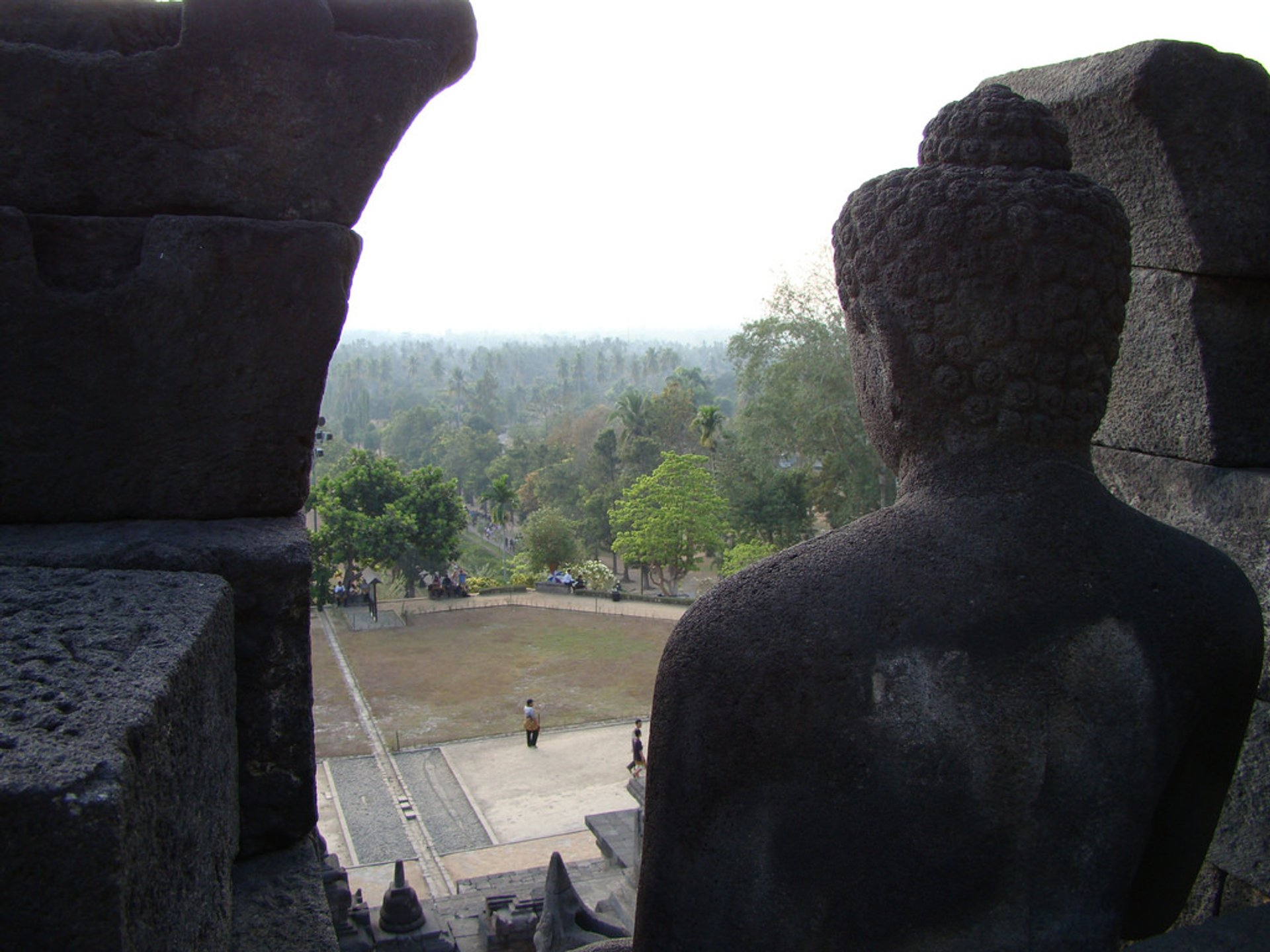 Best time to see Borobudur in Java 2019