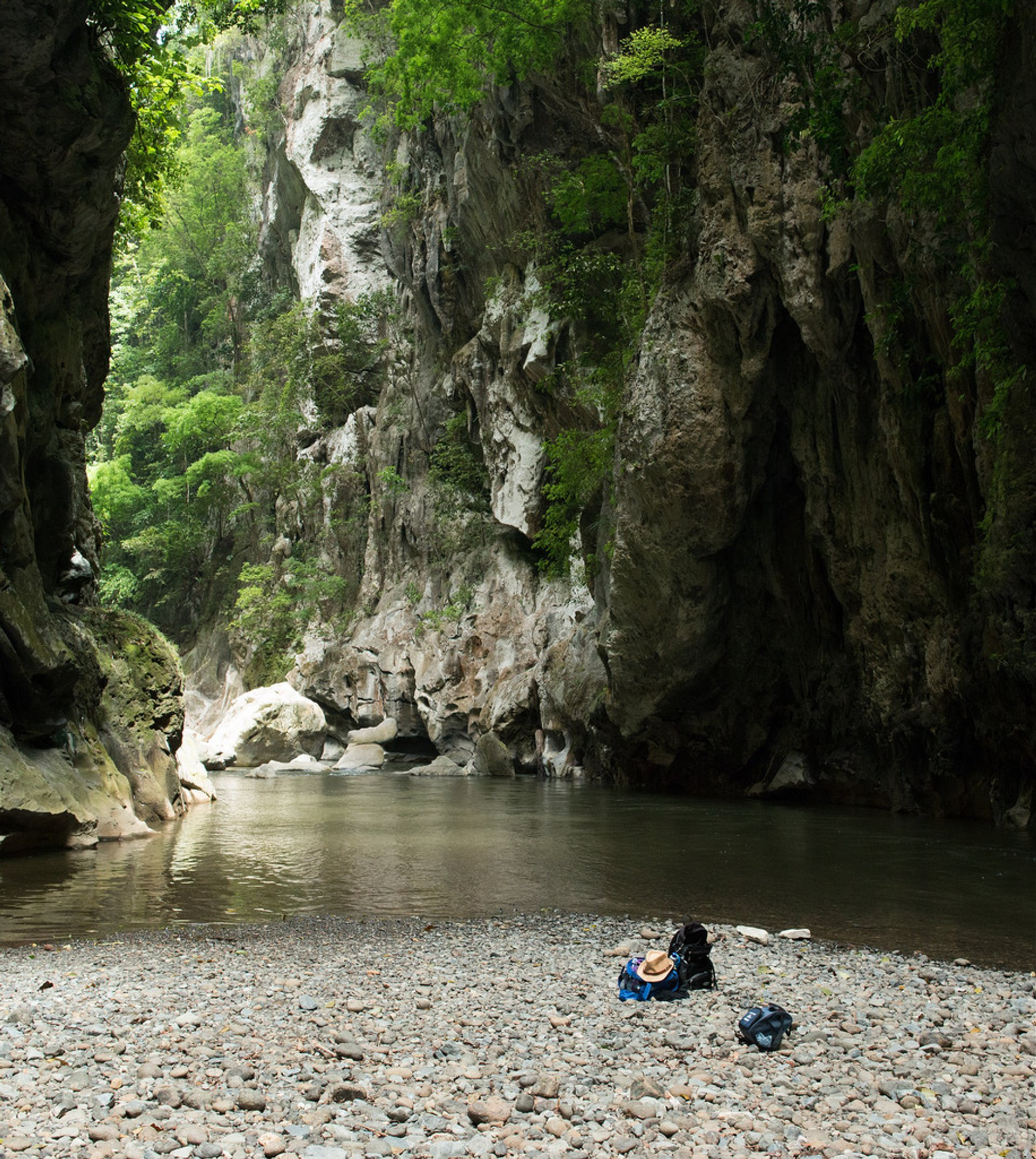 Boqueron Canyon in Guatemala - Best Season 2019