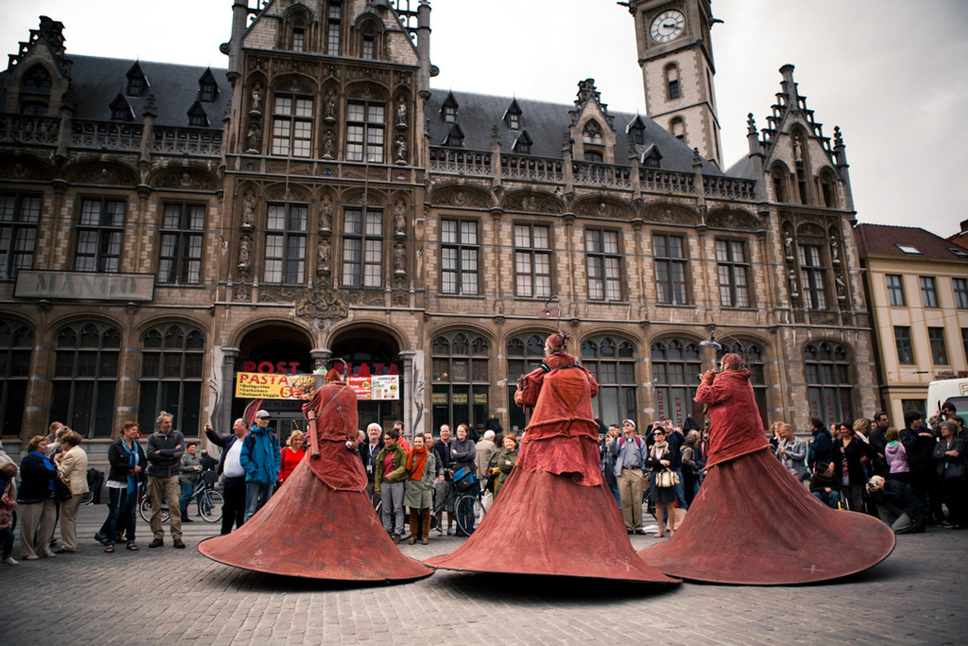 Ghent Festival of Flanders in Belgium - Best Season 2020