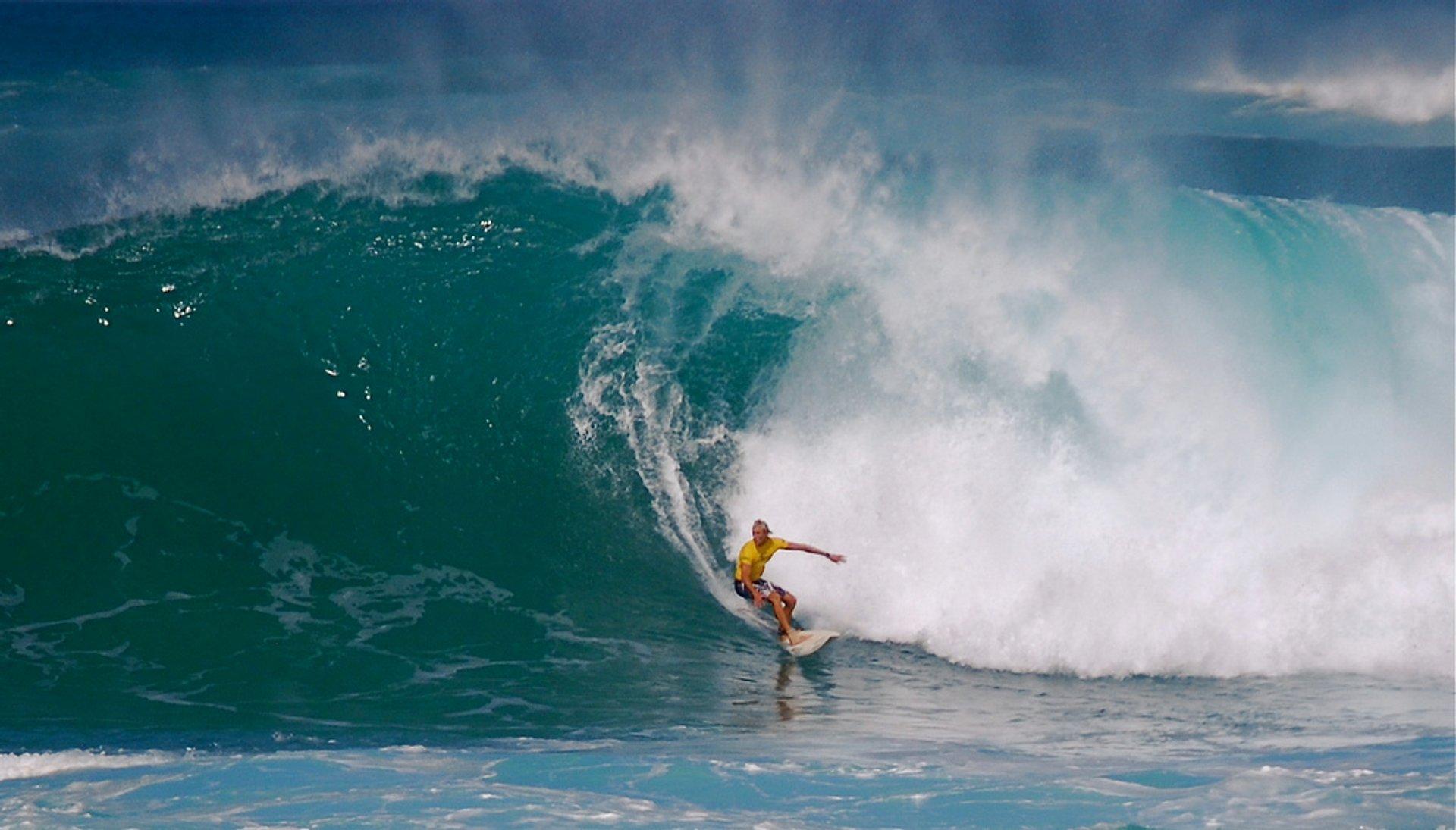Winter Surf Season in Hawaii 2020 - Best Time