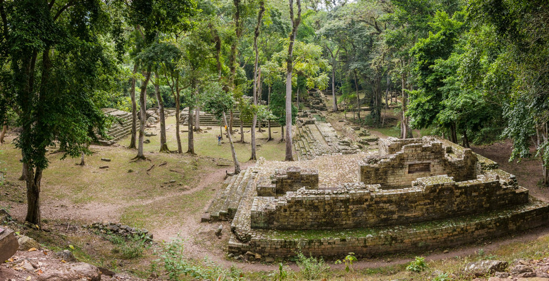 Mayan Ruins in Copán in Honduras - Best Season
