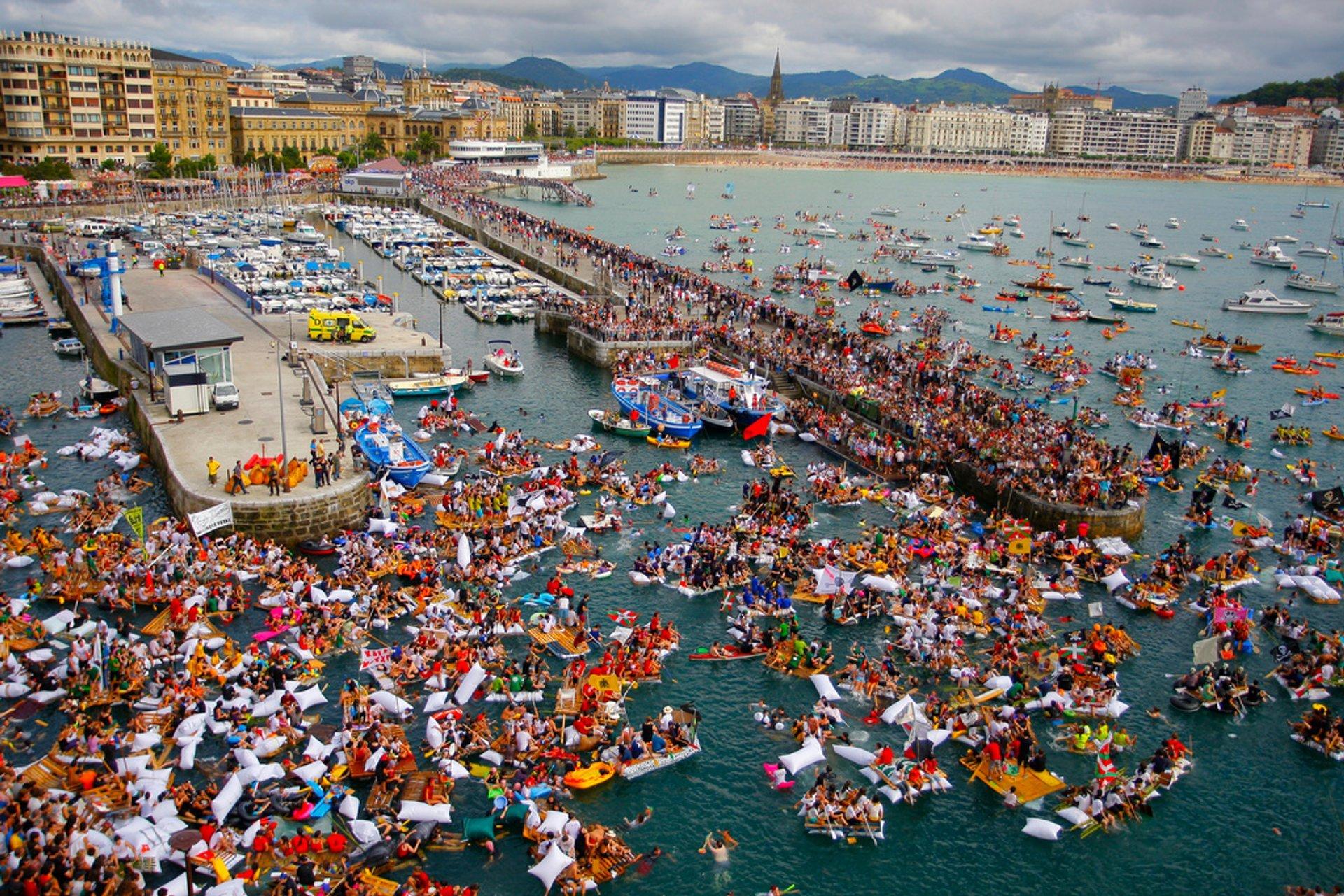 Great Week in San Sebastián in Basque Country 2020 - Best Time