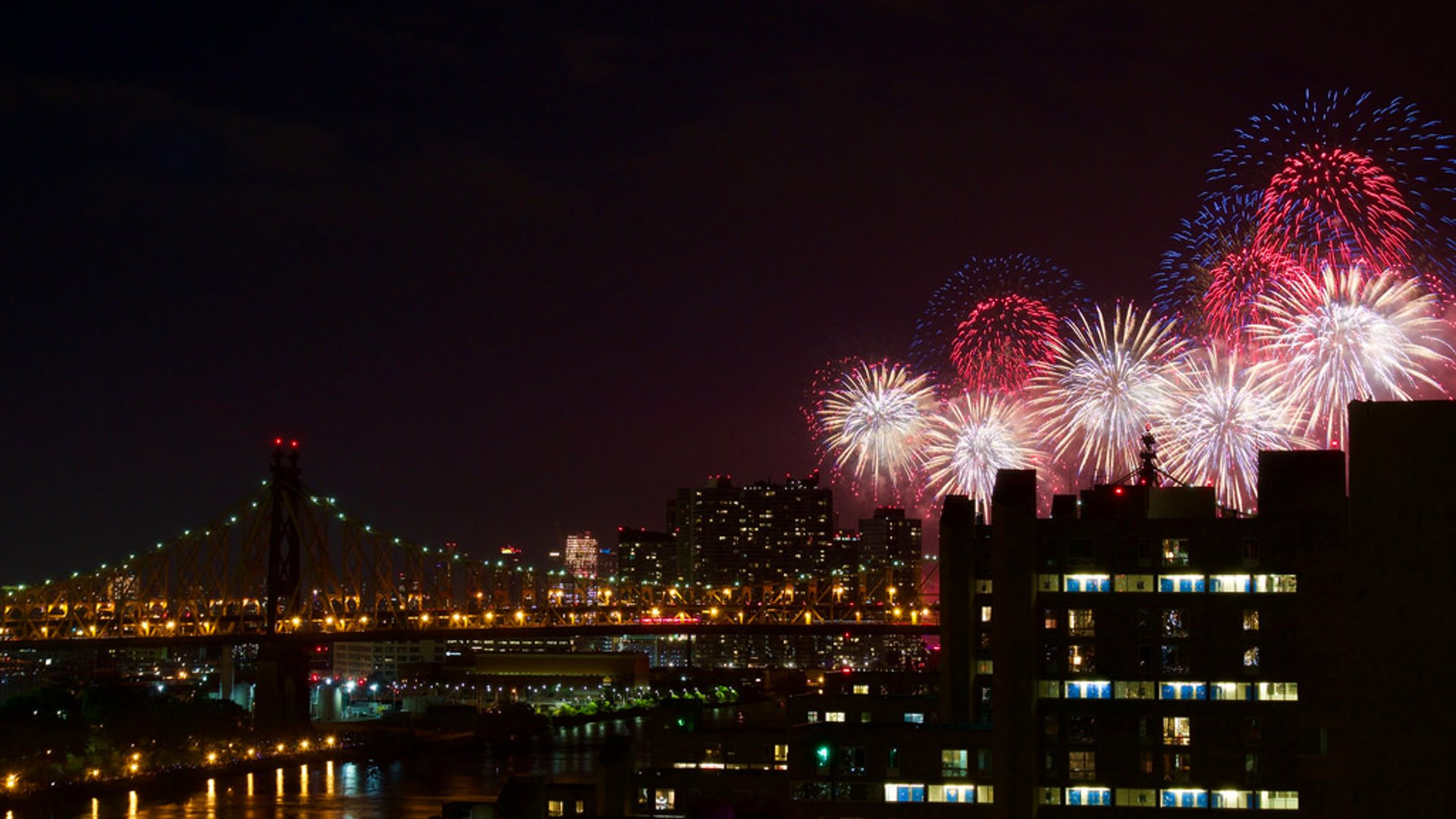 4th of July Fireworks & Parade in New York - Best Time