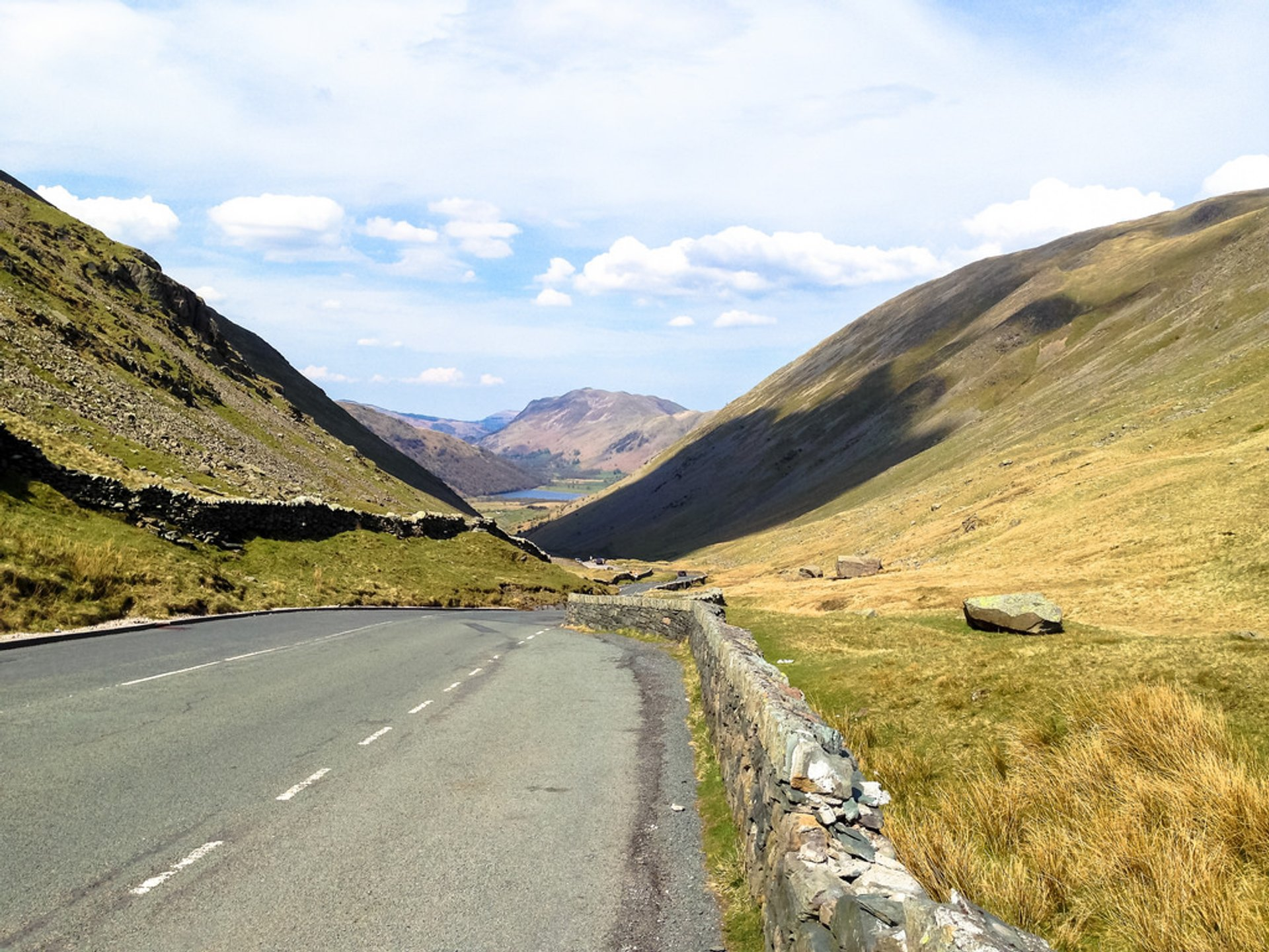 Best time to see Kirkstone Pass in England 2019
