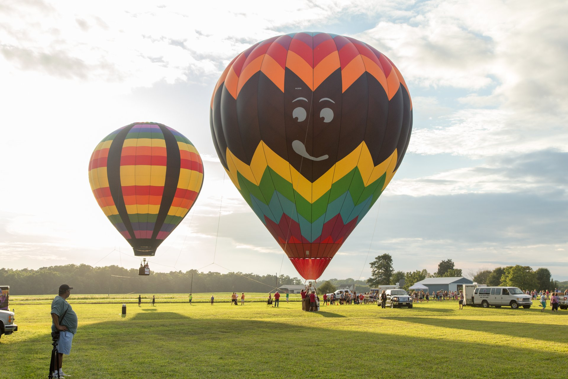 Chesapeake Bay Balloon Festival in Maryland 2019 - Best Time