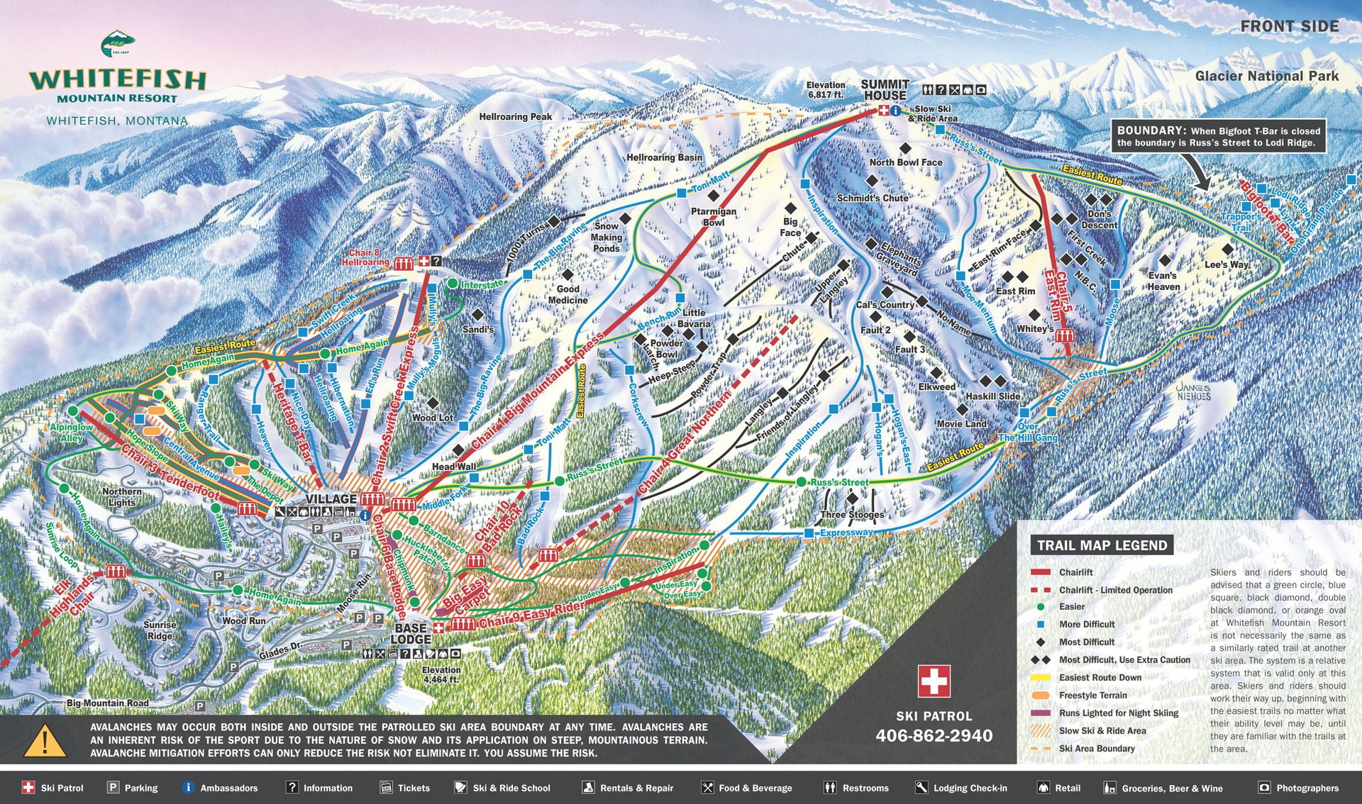 Whitefish Skiing in Montana - Best Season 2020