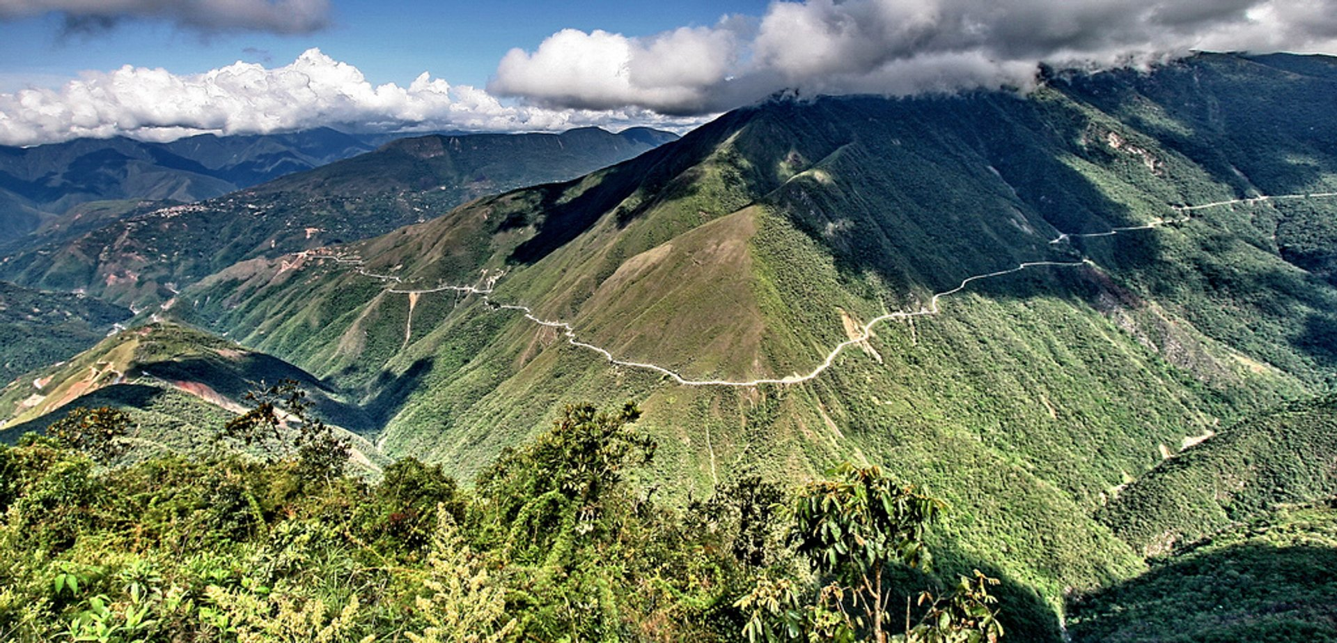 Best time for The Death Road (Camino a los Yungas) 2020