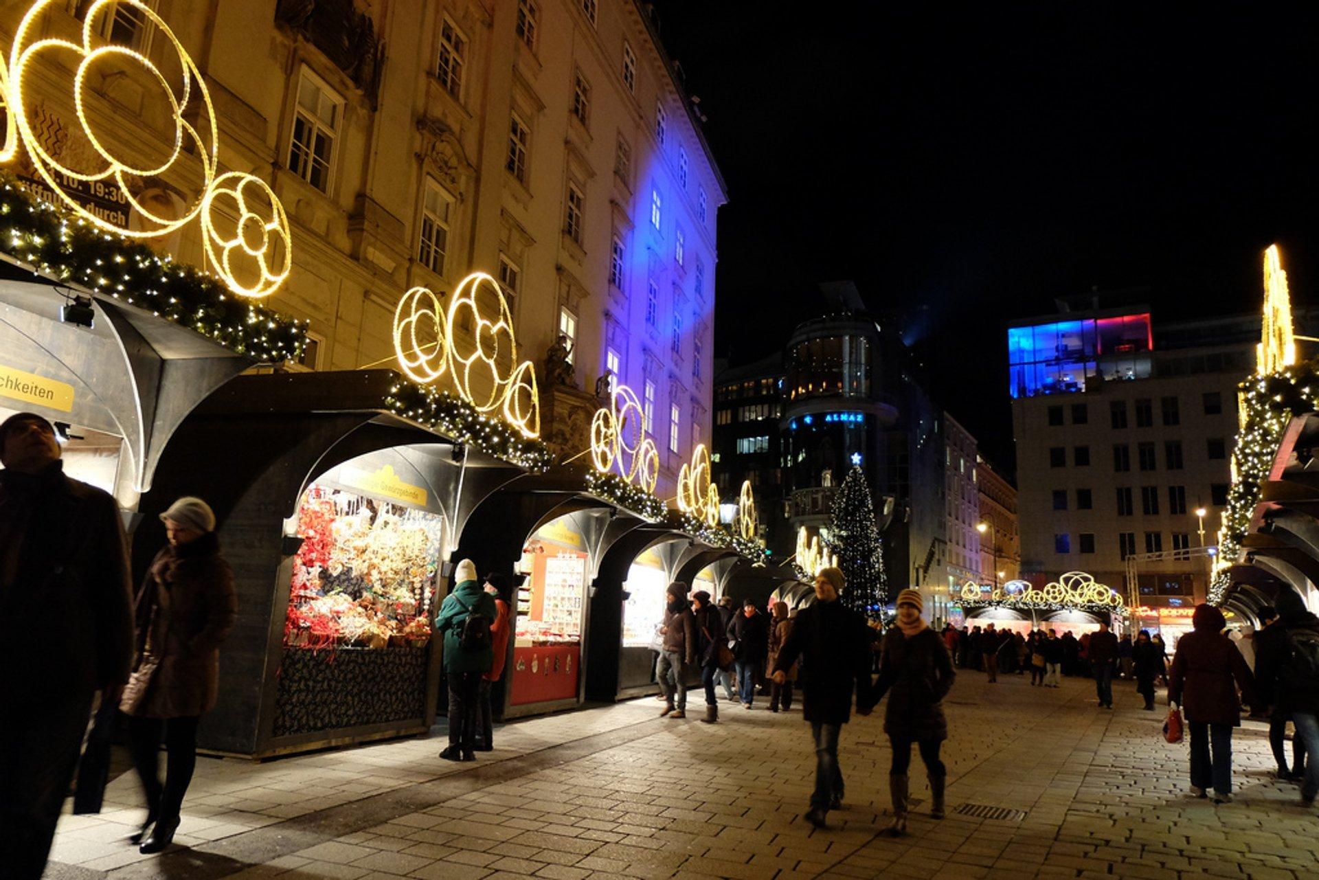 Christmas Markets (Weihnachtsmärkte) in Vienna - Best Season 2019