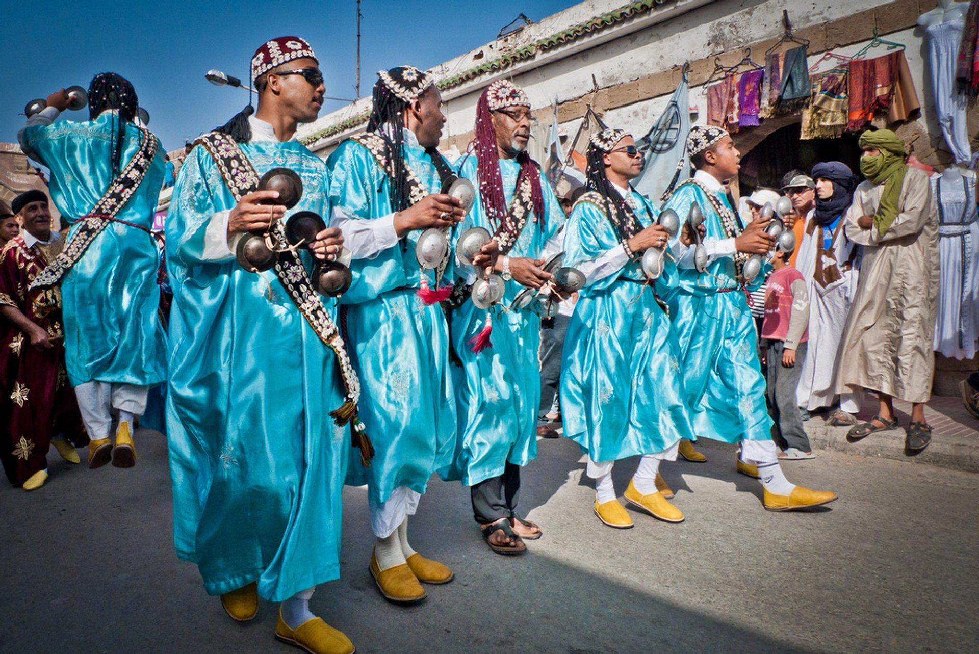 Gnaoua World Music Festival in Morocco - Best Season 2020