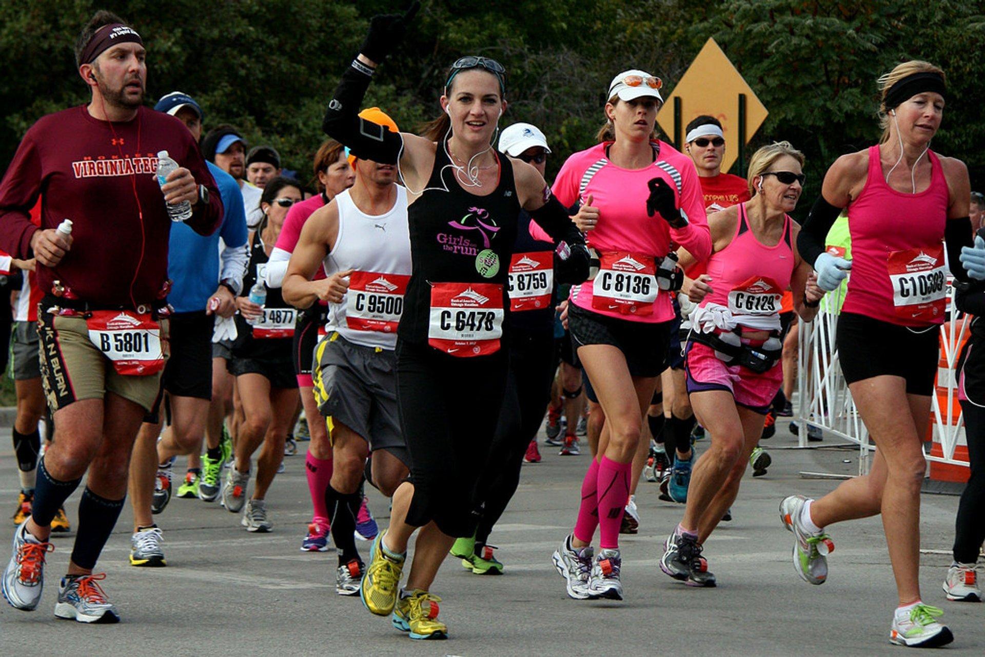 Chicago Marathon in Chicago 2020 - Best Time
