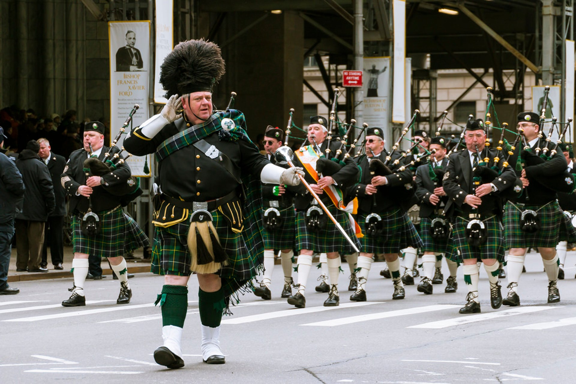 St. Patrick's Day Parade in New York 2020 - Best Time