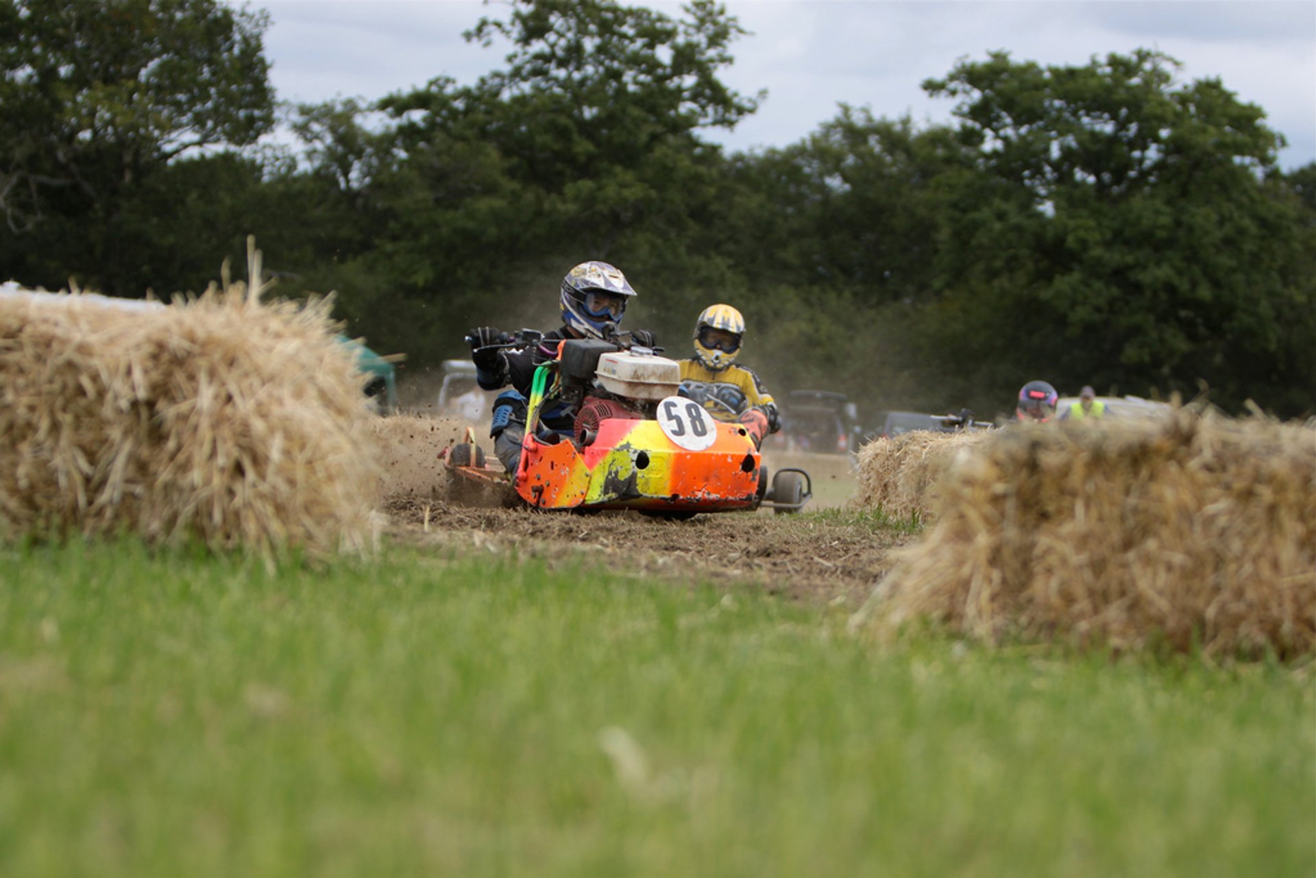 Lawn Mower Racing World Championships in England - Best Season 2020