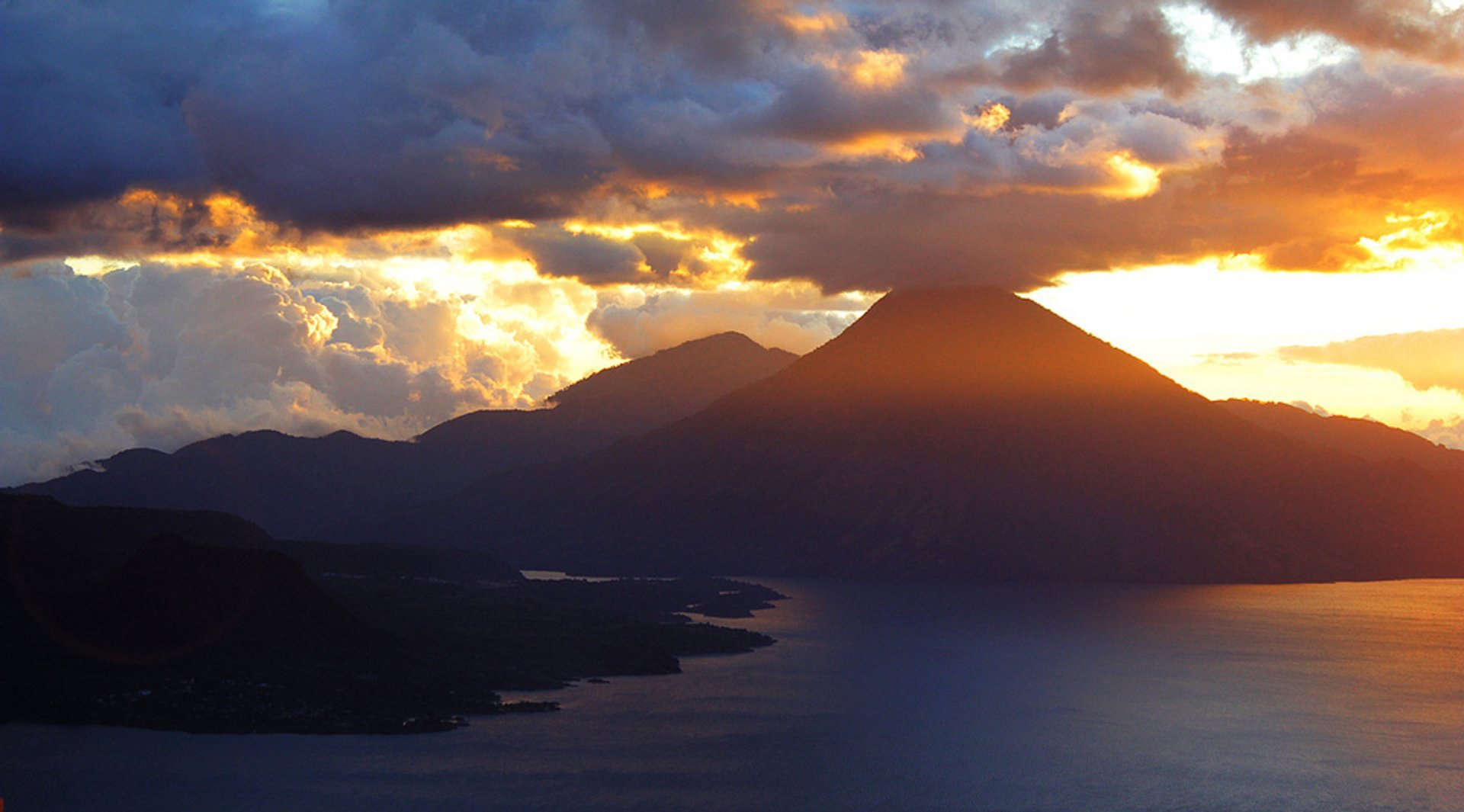 Best time for Lake Atitlán in Guatemala 2020