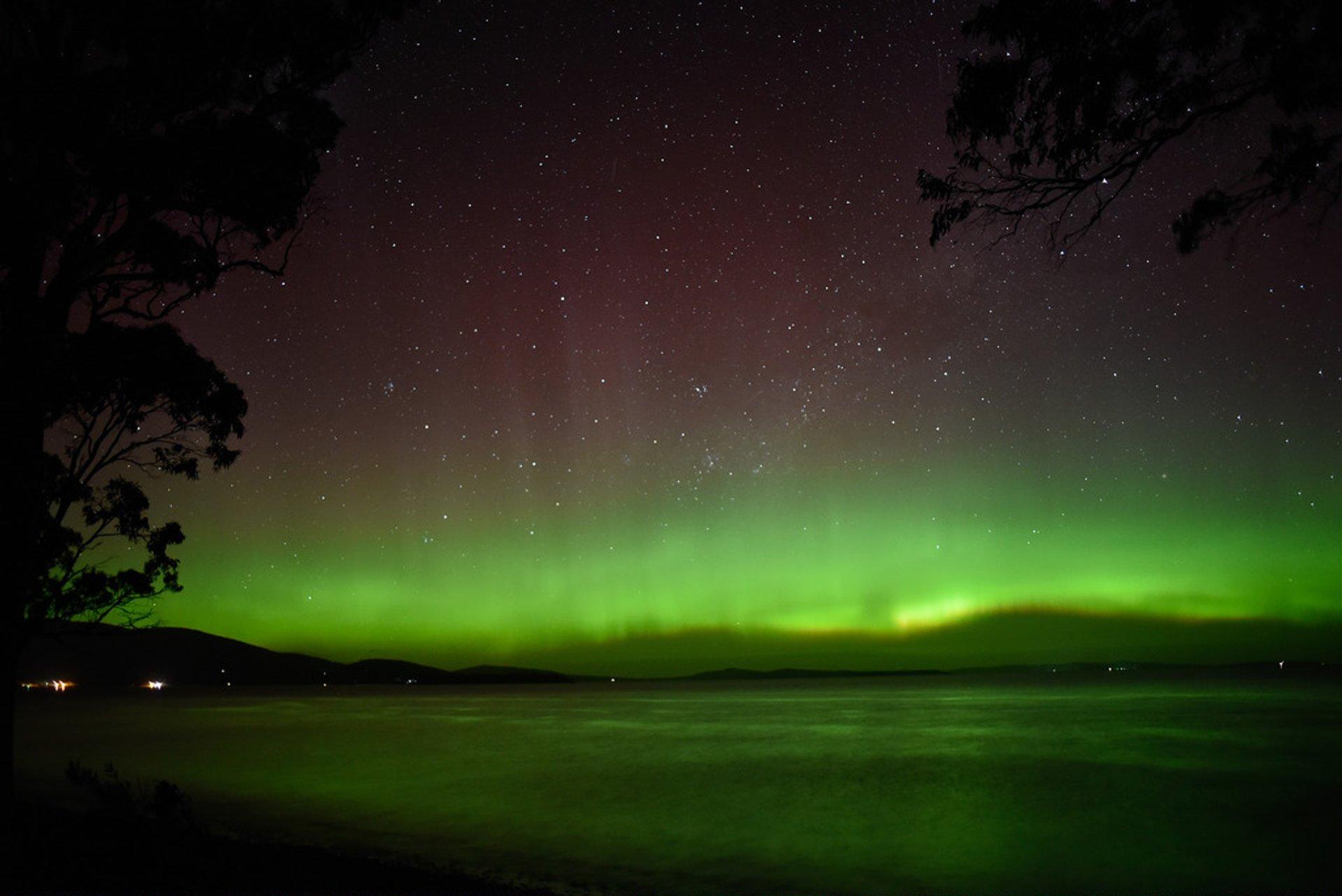 Southern Lights in Australia - Best Season