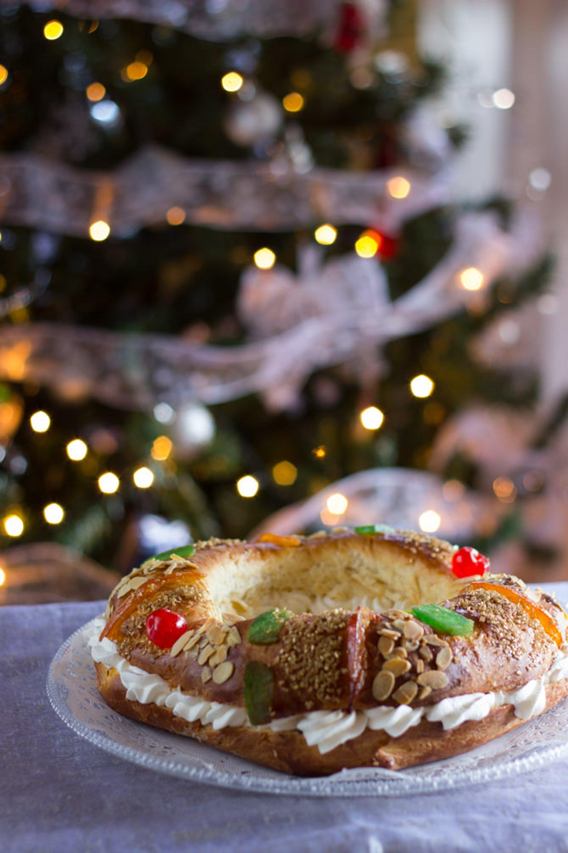 Roscón de Reyes or Kings Cake in Barcelona - Best Season 2019