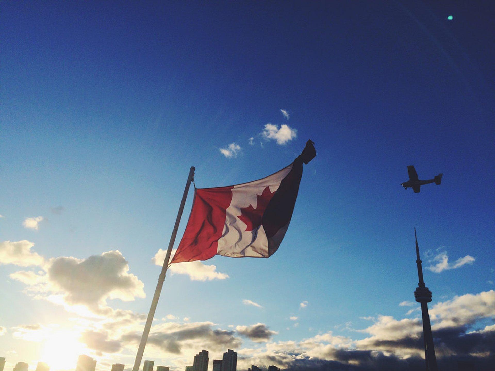 Canada Day in Toronto - Best Season 2020