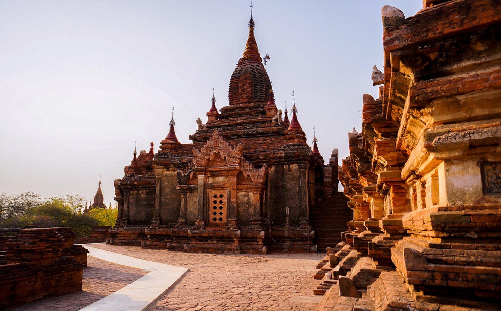 Old Bagan 2020