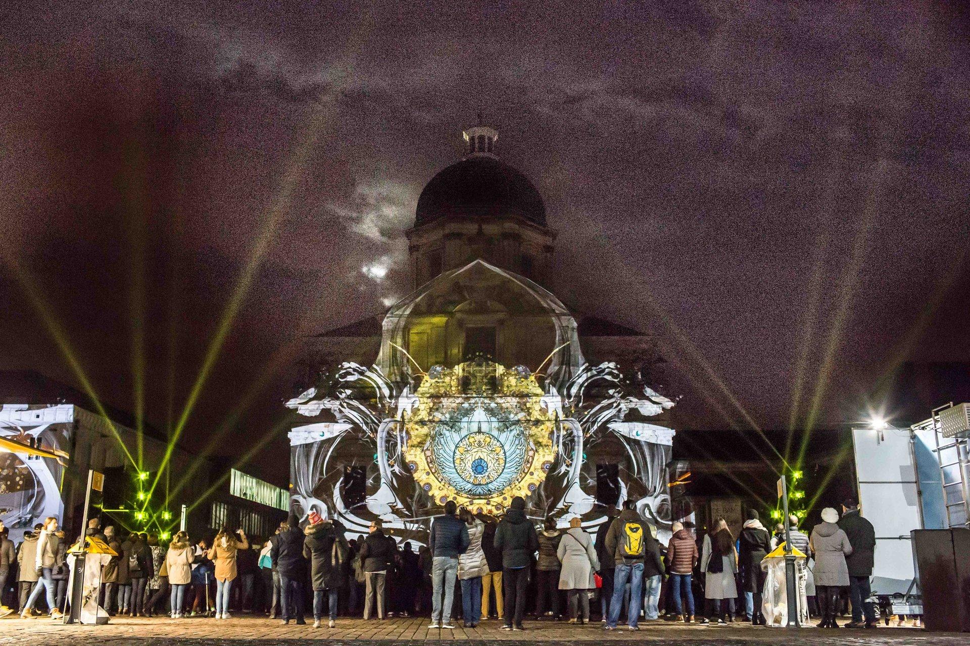Ghent Light Festival in Belgium - Best Season 2020
