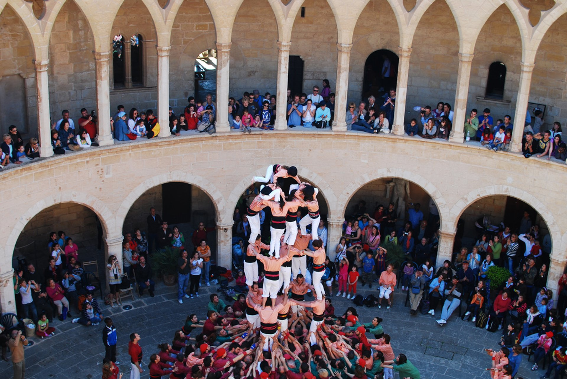 Castellers de Mallorca 2020