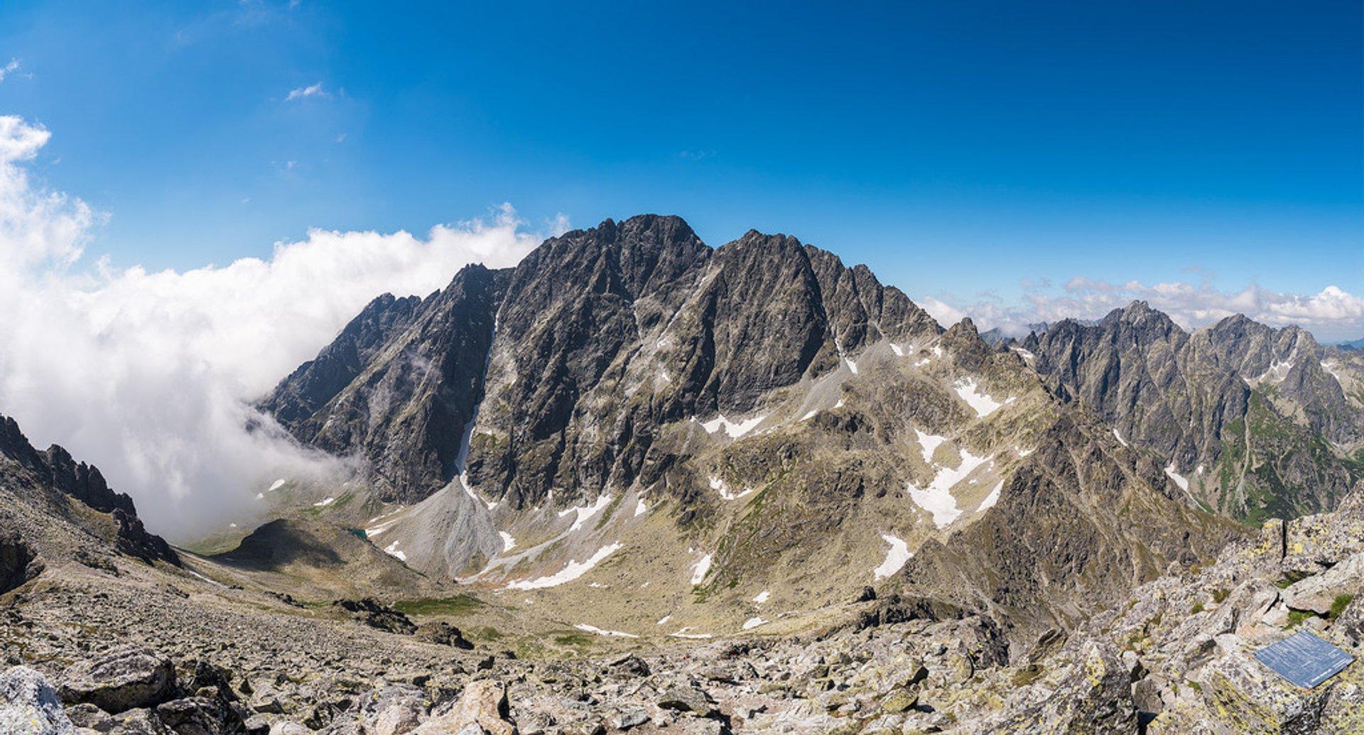 Climbing Gerlachovský Štít in Slovakia 2019 - Best Time