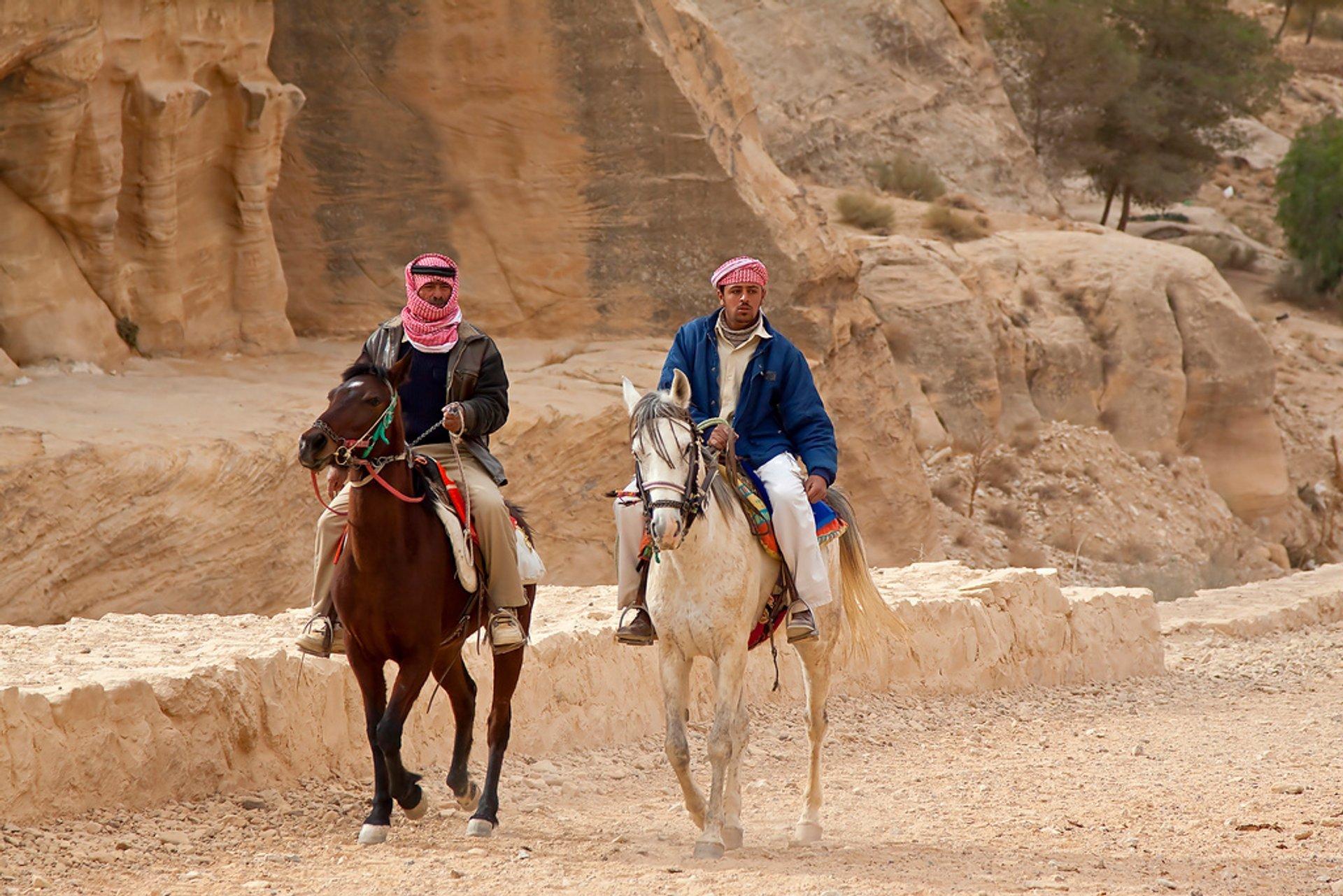 Horseback Riding in Jordan 2019 - Best Time