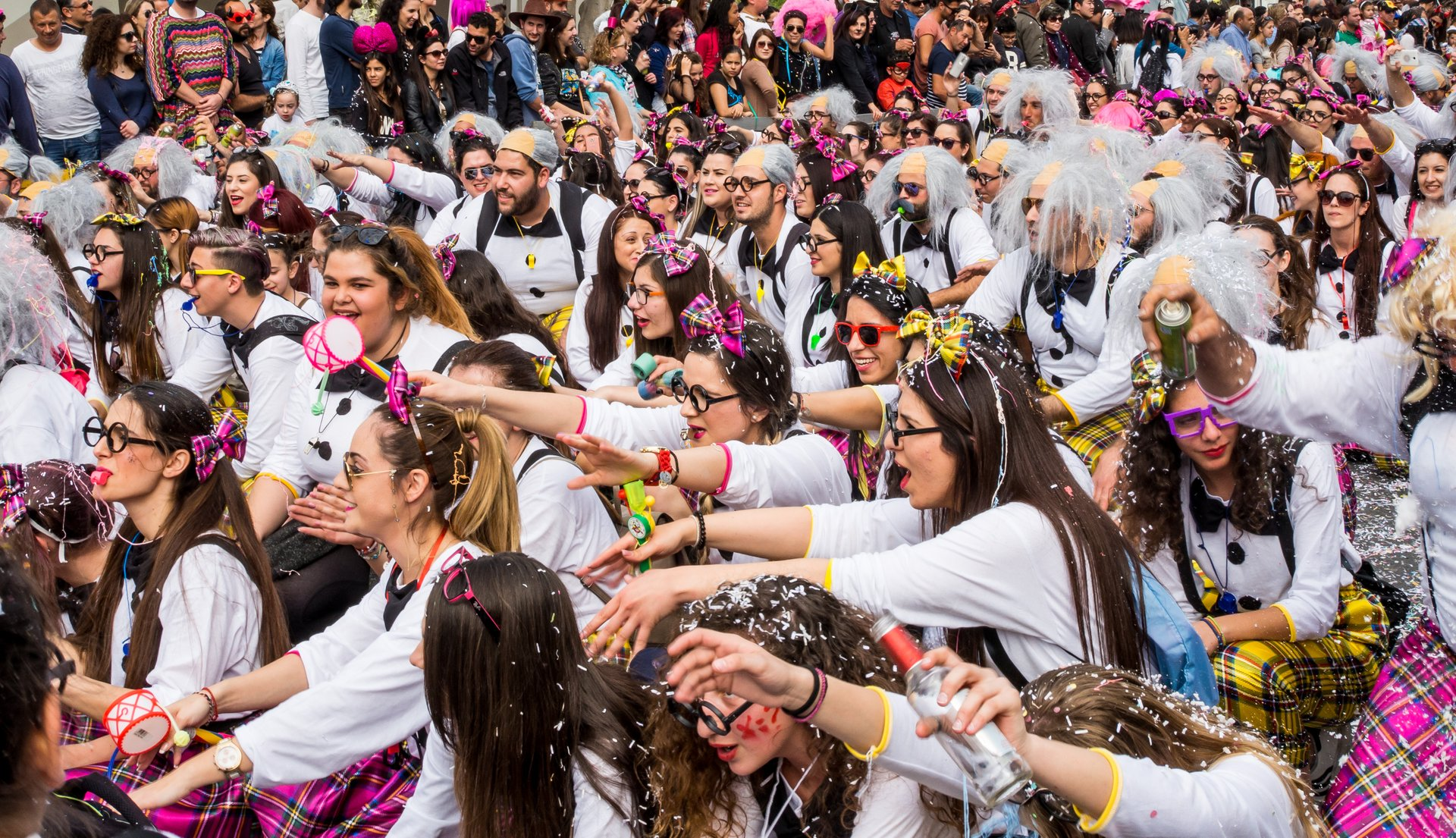 Best time for Limassol Carnival in Cyprus 2020