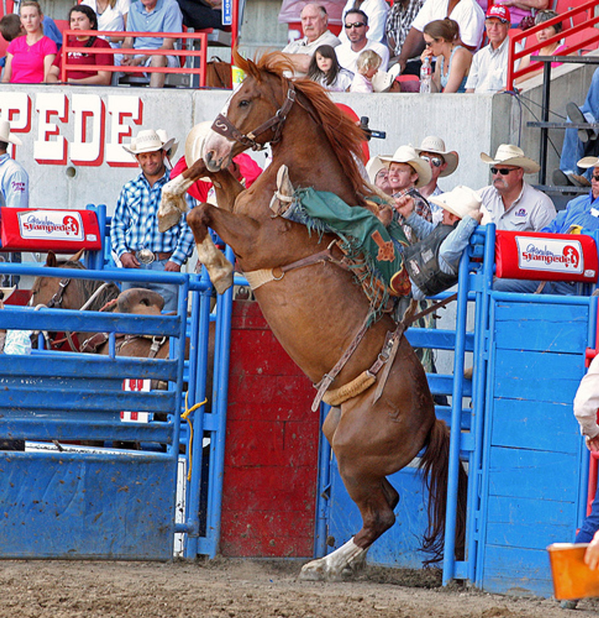 Best time for Greeley Stampede in Colorado 2020