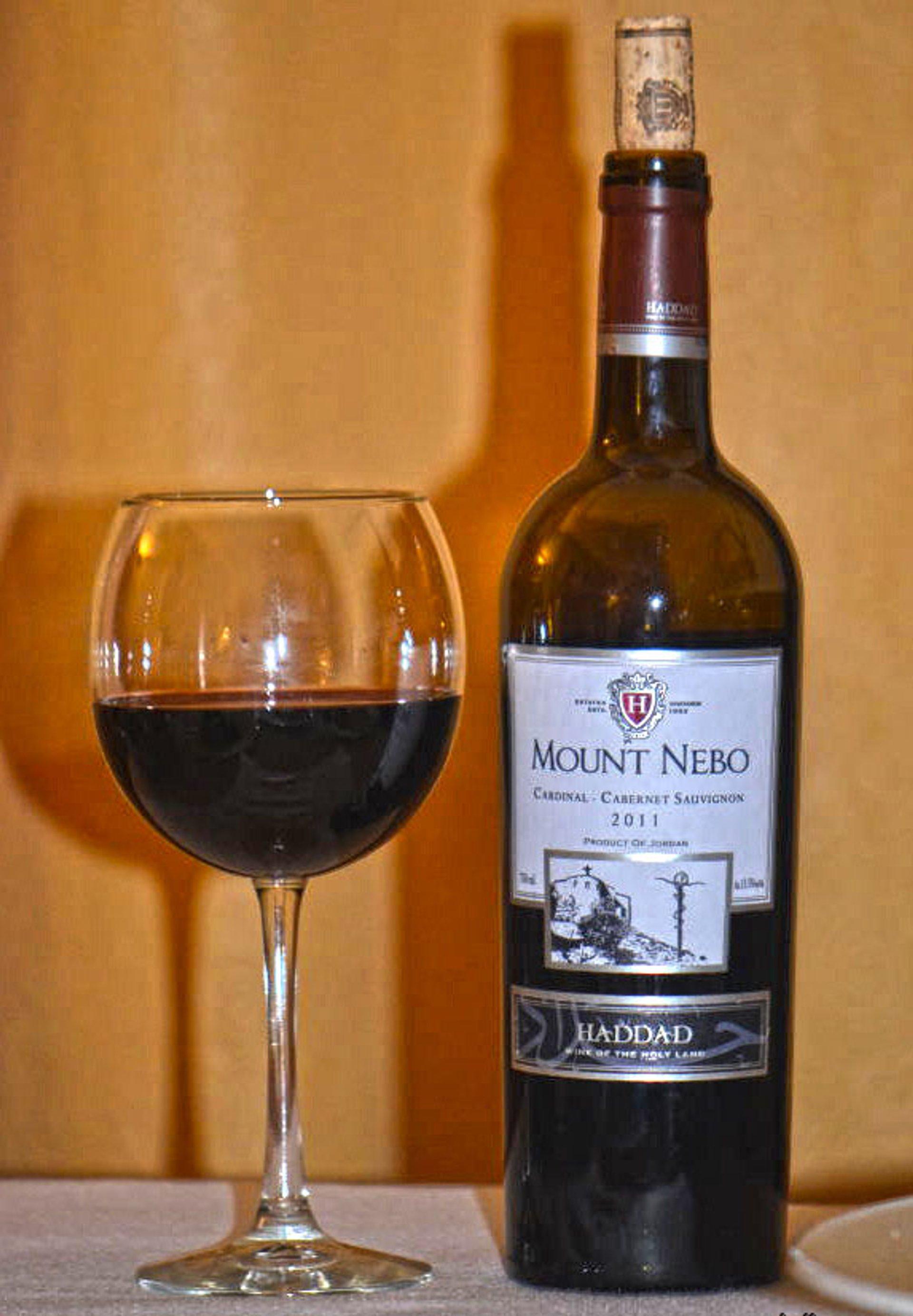 New Jordanian Wine in Jordan - Best Season 2020