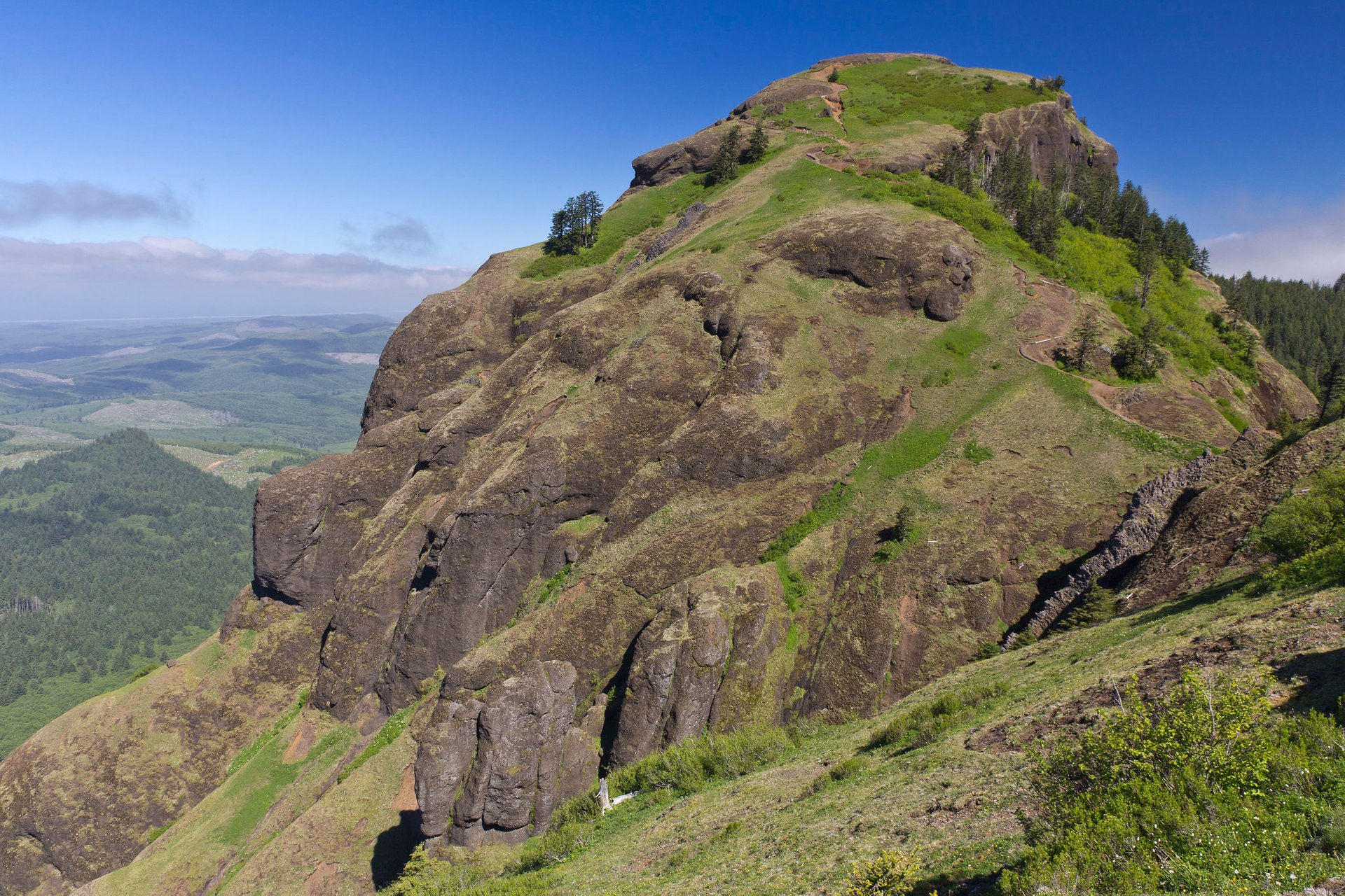 Best time for Saddle Mountain 2020