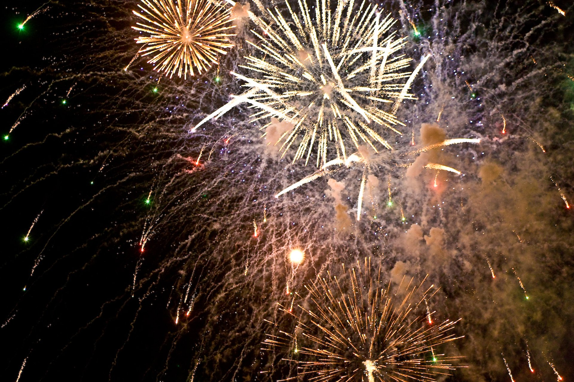 Best time for New Year's Eve Fireworks in Reykjavik