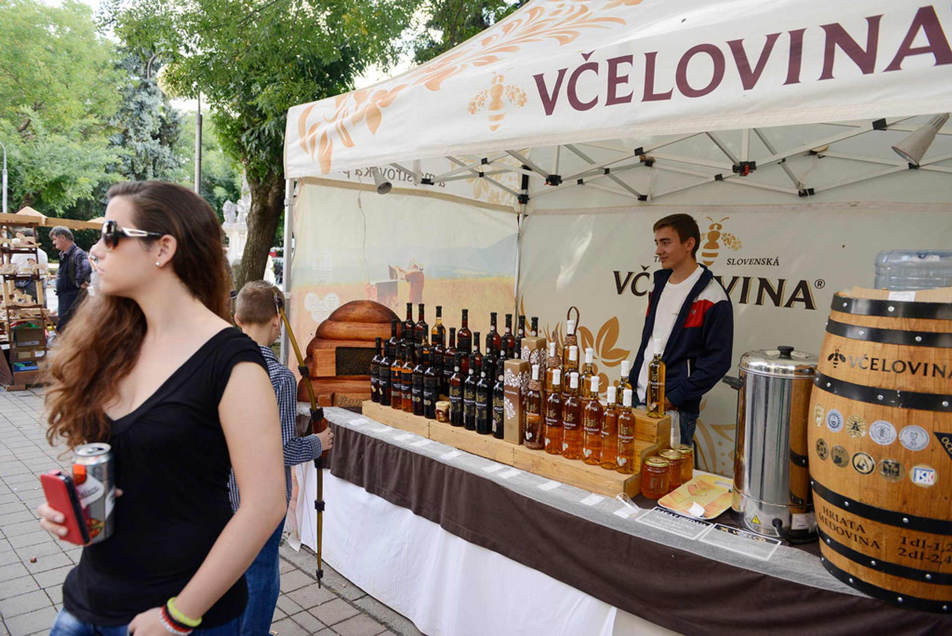 Best time for Wine Season in Slovakia 2019