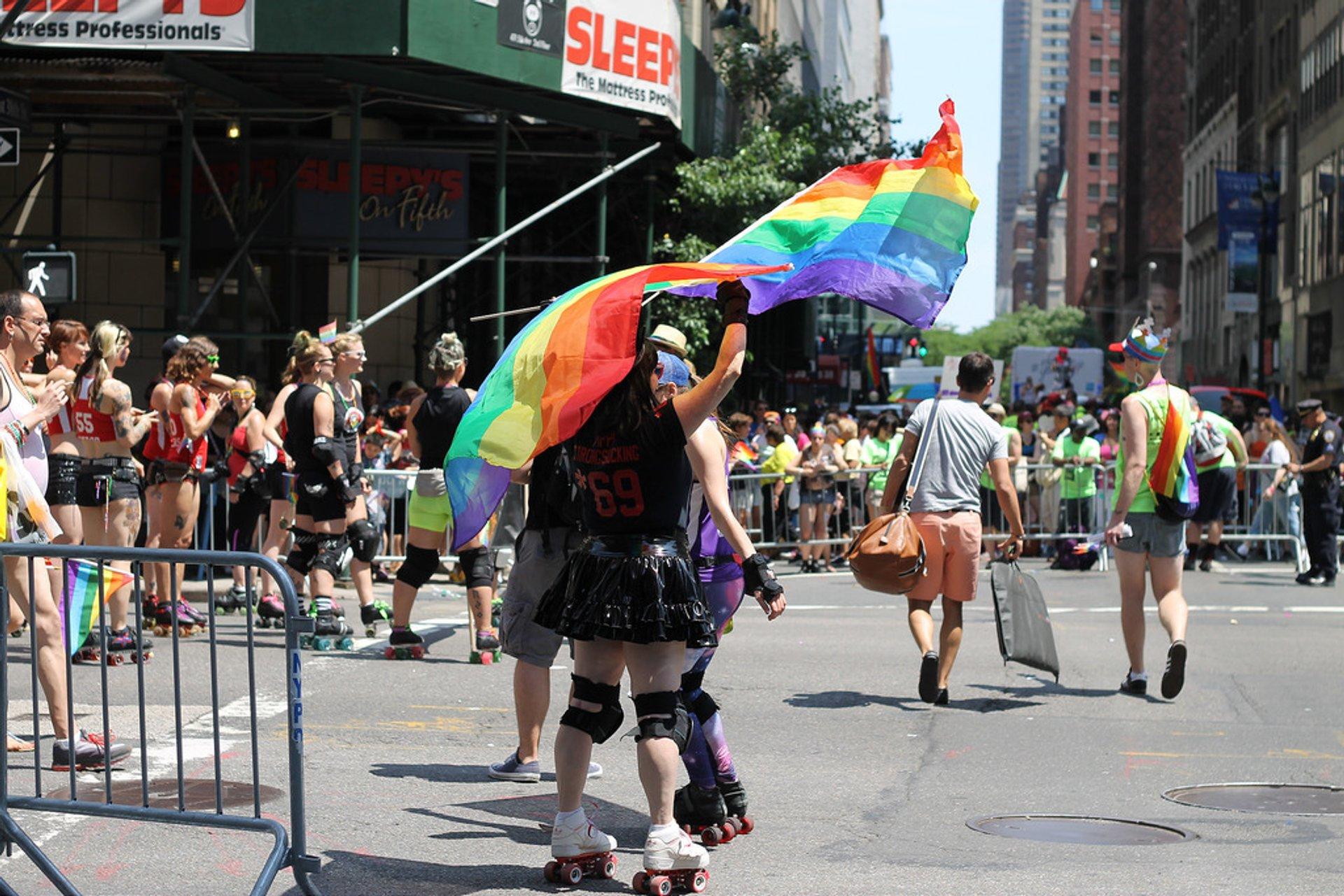 NYC Pride  in New York - Best Season 2020