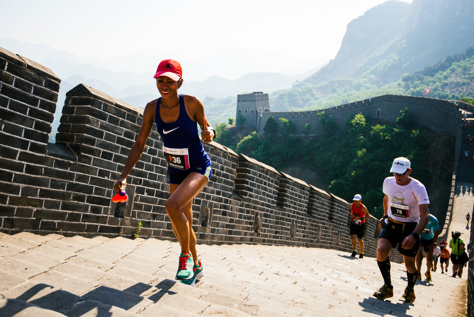 Great Wall Marathon in China - Best Season 2020